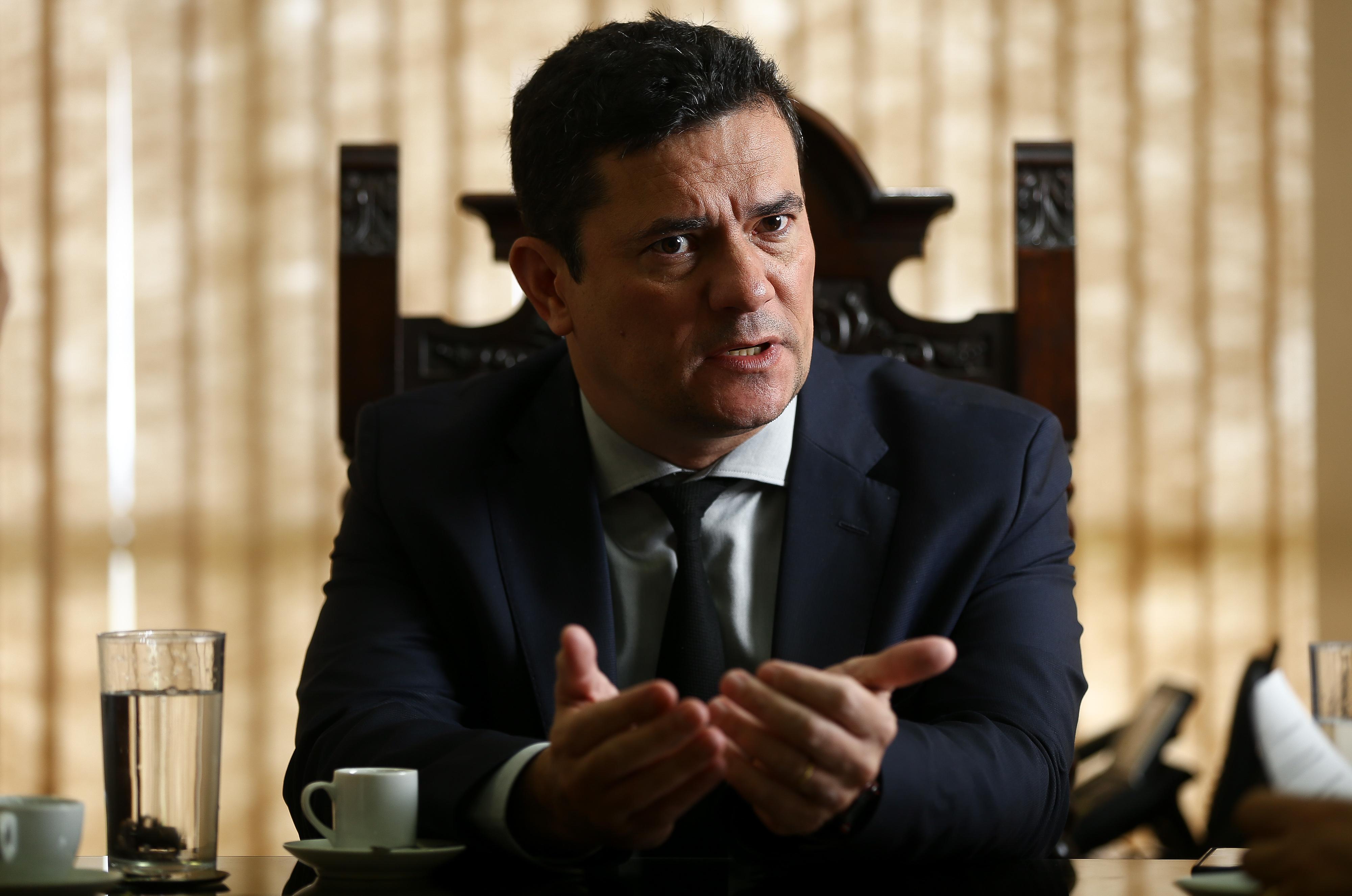 IMAGEM: Moro libera R$ 107 milhões para combate ao novo coronavírus nos presídios estaduais