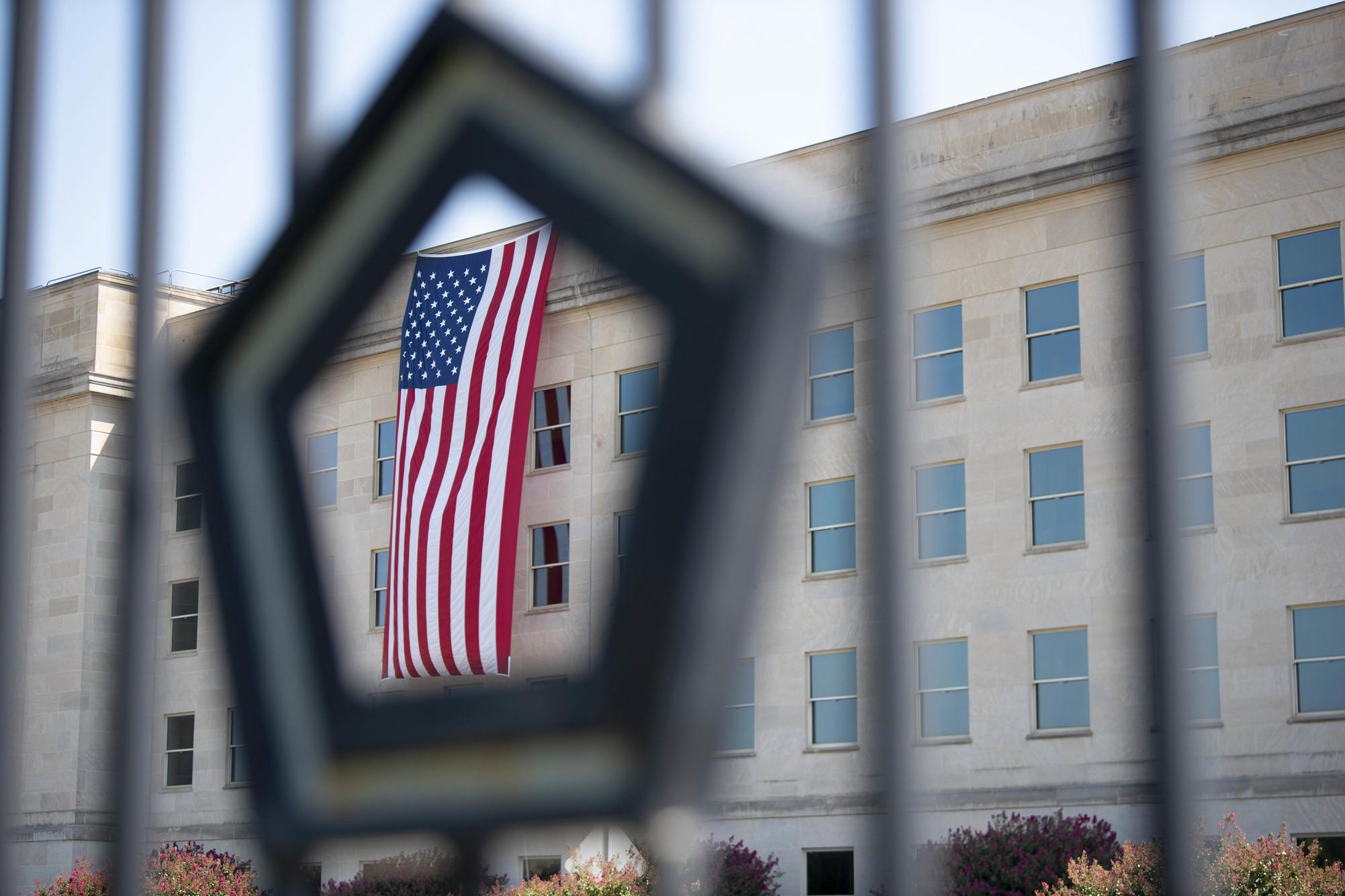 IMAGEM: Pentágono confirma ataque a outra base dos EUA no Iraque