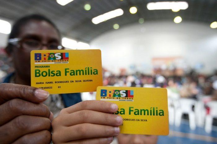 IMAGEM: Governo mapeia famílias que recebem mais de um benefício social