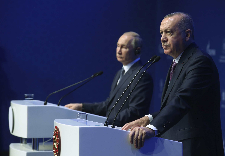 IMAGEM: Rússia e Turquia anunciam cessar-fogo na guerra civil da Síria