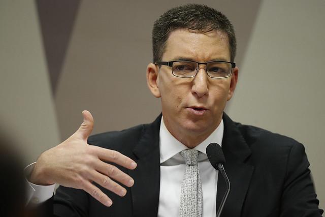 IMAGEM: Os próximos passos da investigação envolvendo Glenn Greenwald