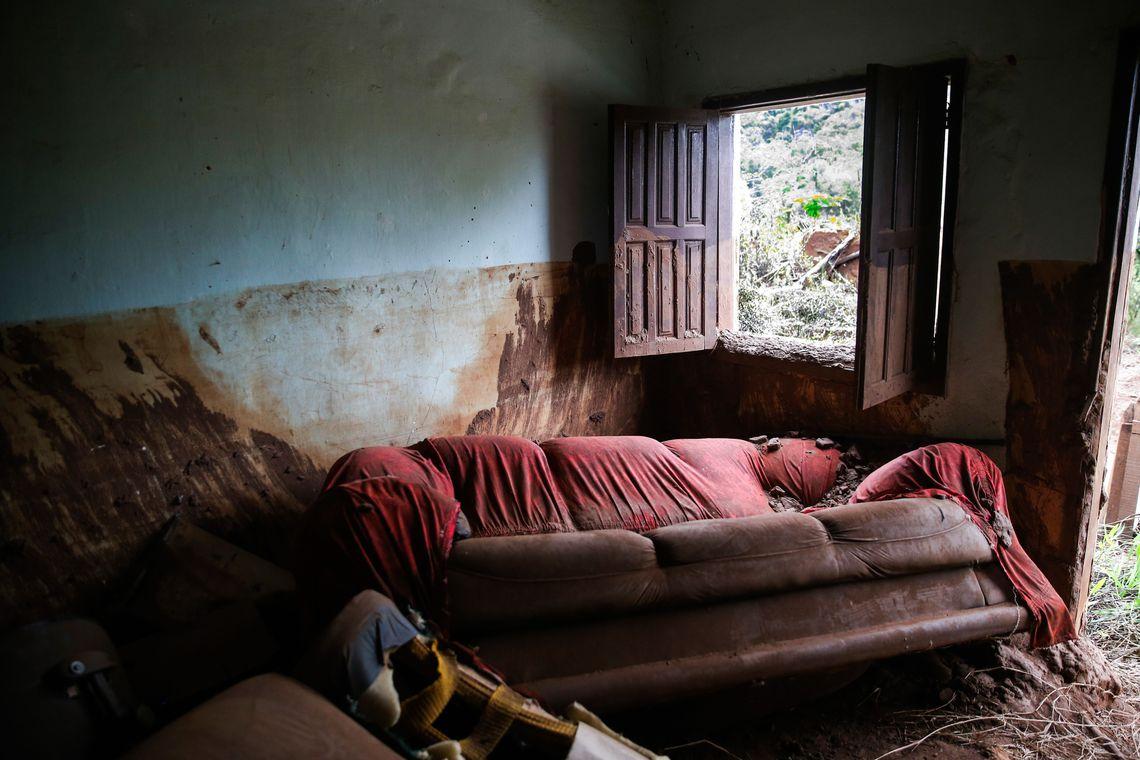 IMAGEM: Rompimento de barragem em Mariana violou direitos humanos, conclui conselho