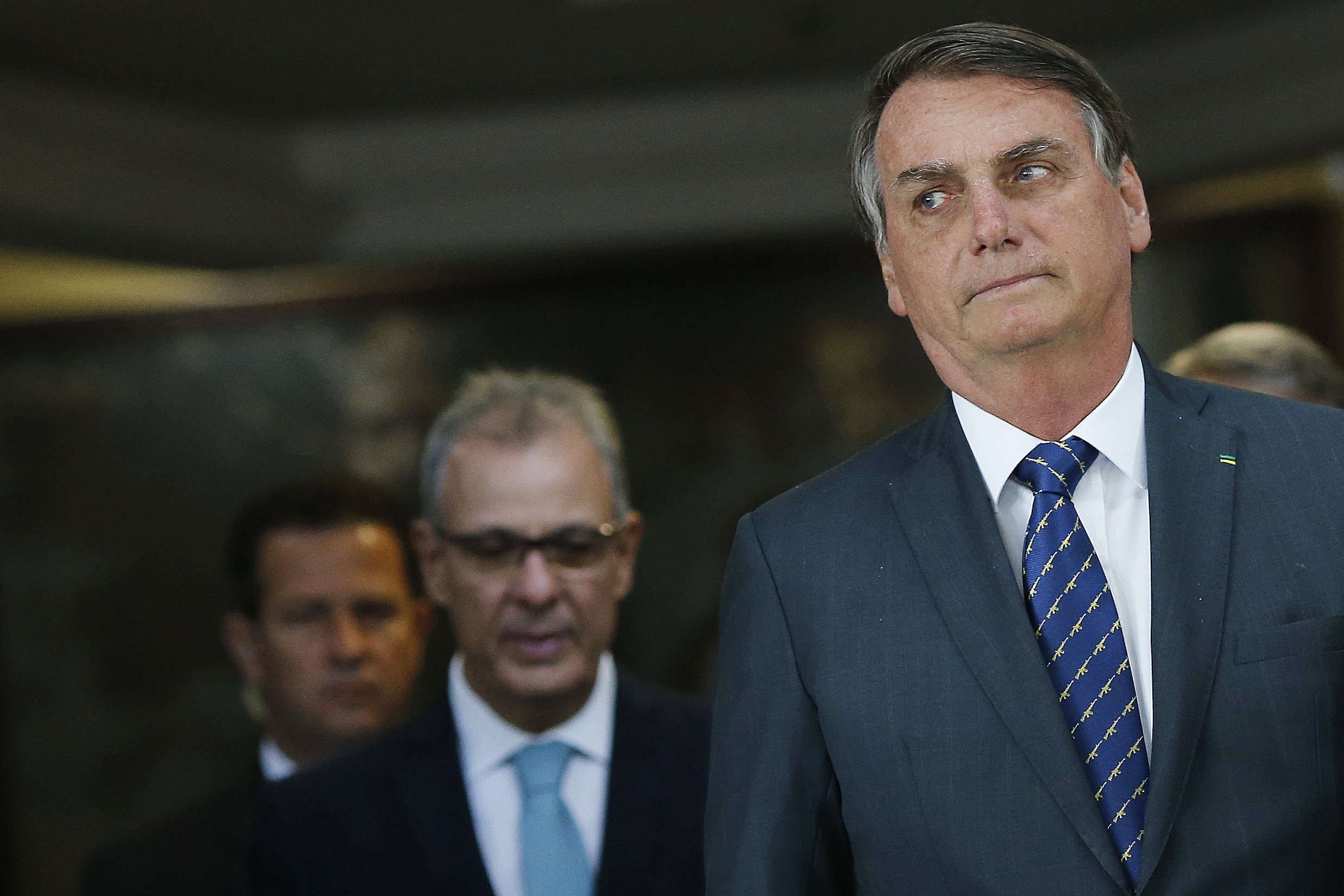 IMAGEM: Ministro de Minas e Energia descarta risco de apagão