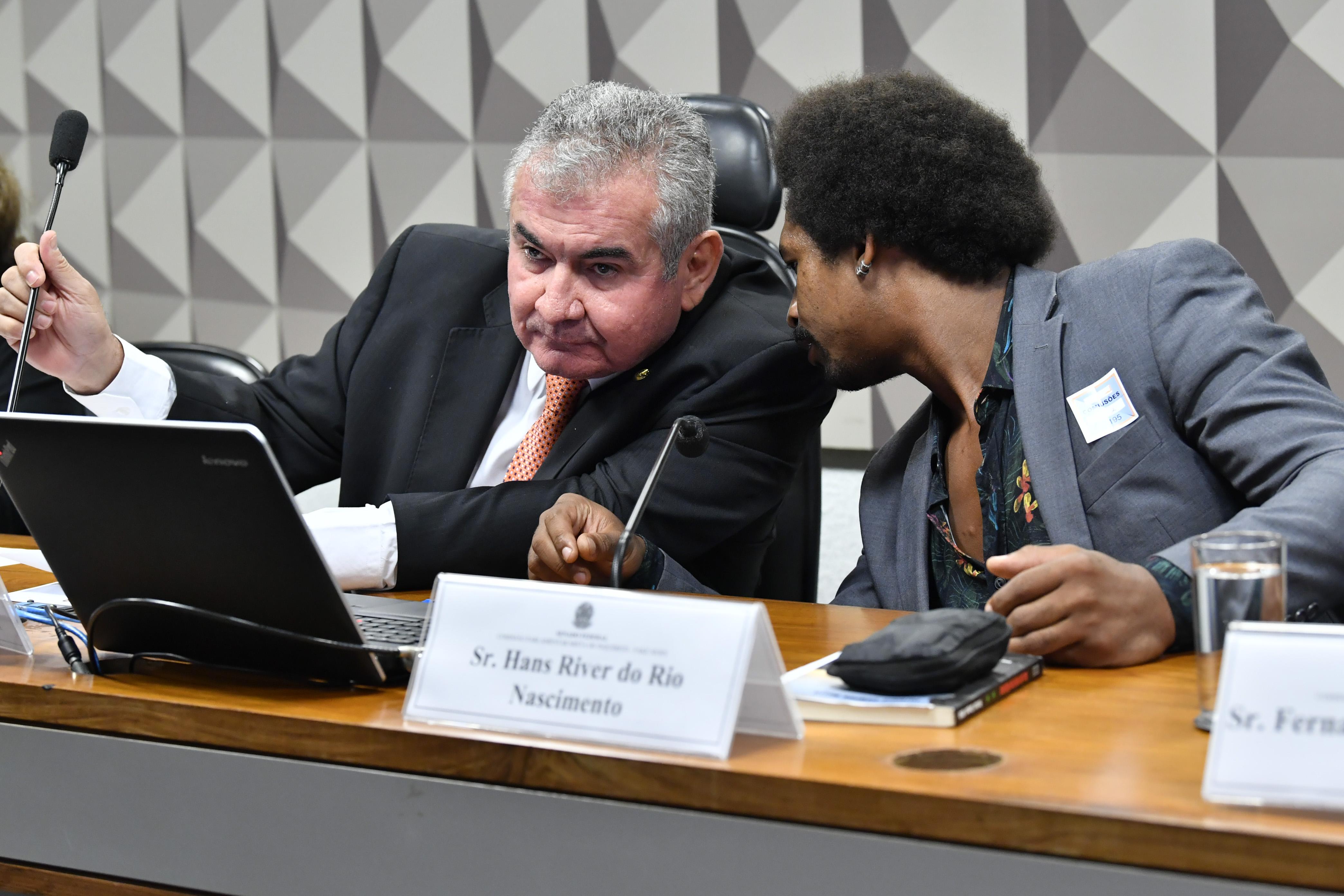 IMAGEM: Sessão da CPMI das Fake News é adiada