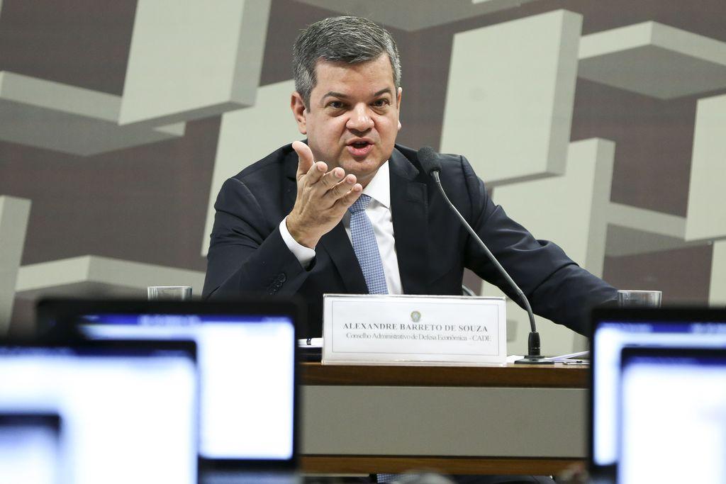IMAGEM: MPF e Cade fecham acordo de cooperação contra cartéis