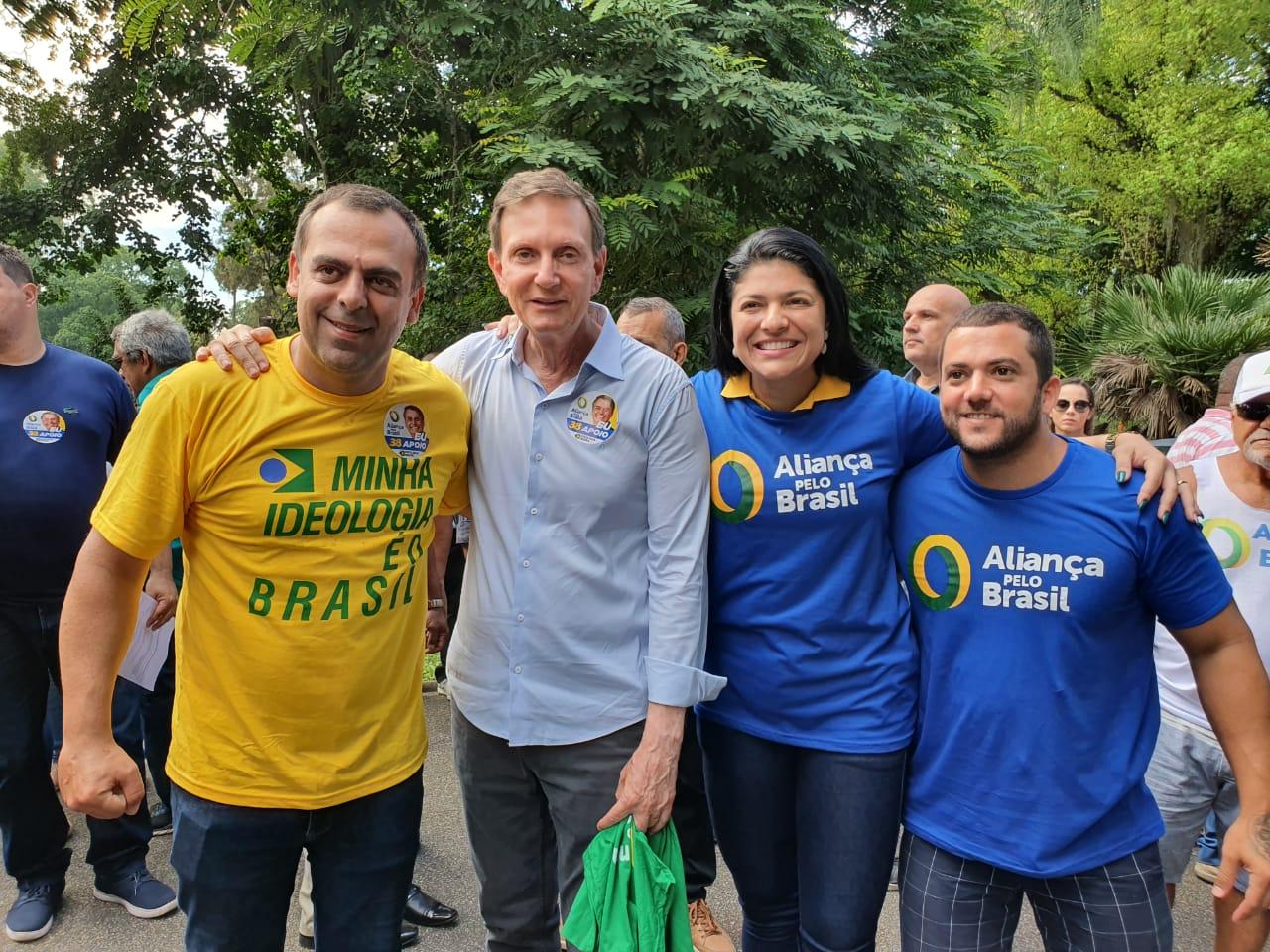 """IMAGEM: Embaixador diz que Crivella na África do Sul tem """"potencial de gerar novos escândalos"""""""