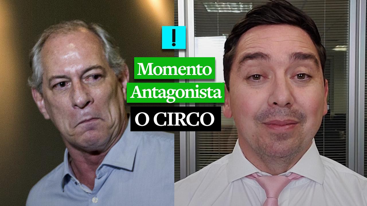 IMAGEM: Momento Antagonista: O CIRCO