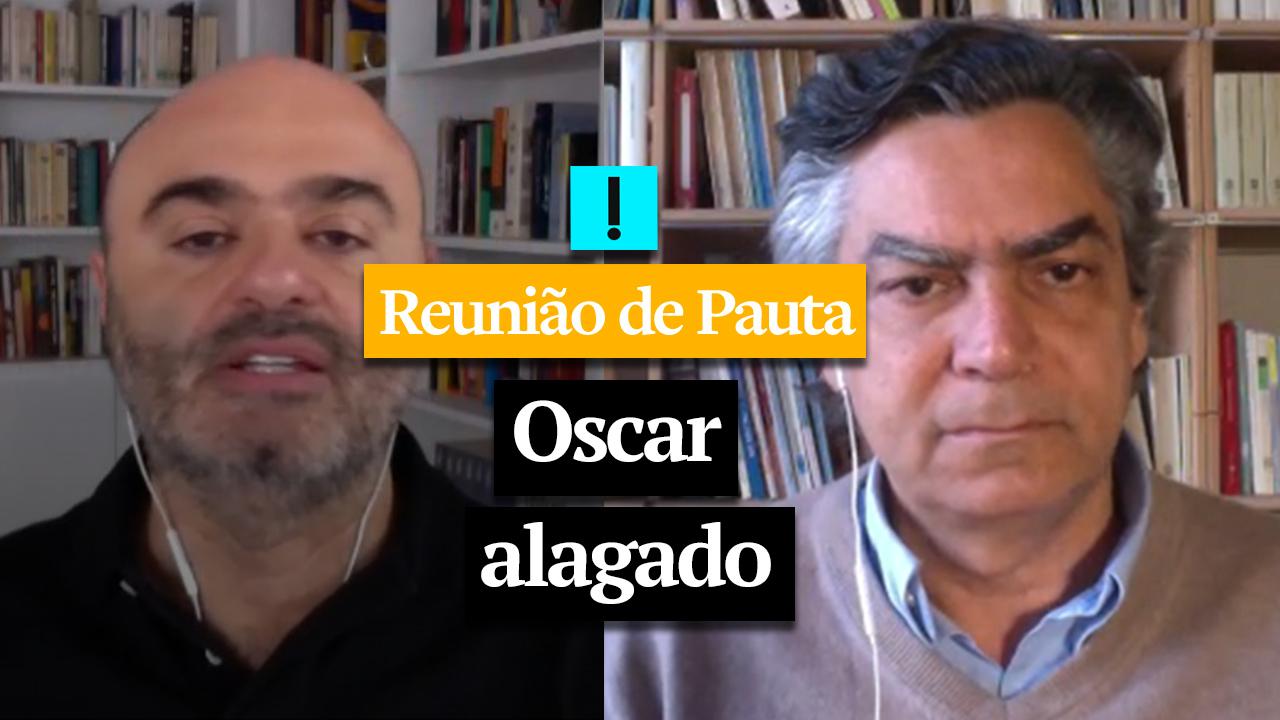 IMAGEM: Reunião de Pauta: Oscar alagado