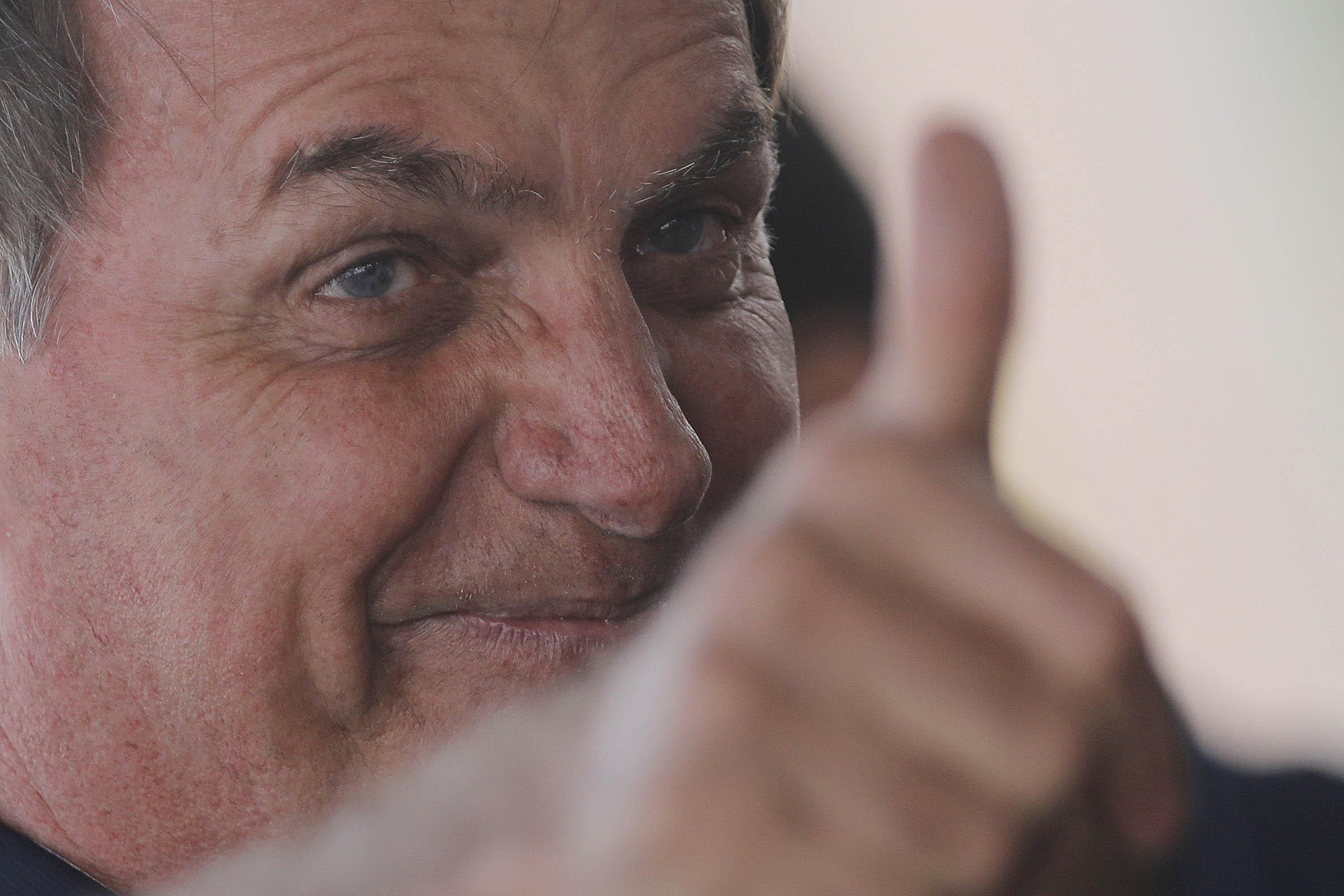 IMAGEM: Atos pró-Bolsonaro não serão adiados por novo coronavírus, dizem movimentos