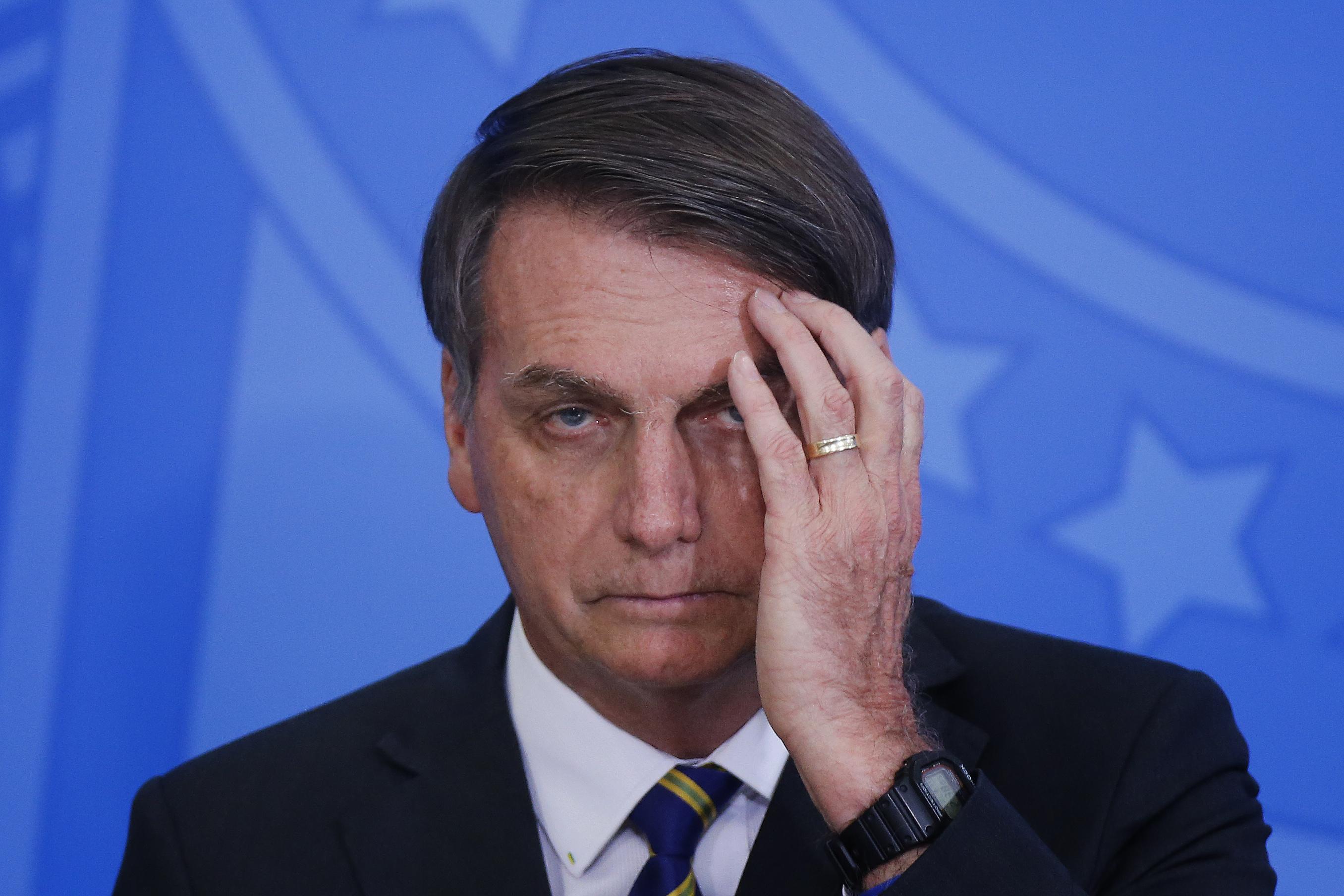 IMAGEM: Renovamos os nossos parabéns a Bolsonaro