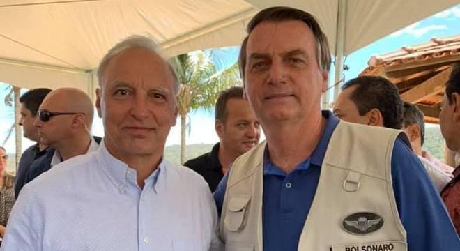 IMAGEM: Fundador de novo partido de Bolsonaro pede a Moraes devolução de documentos