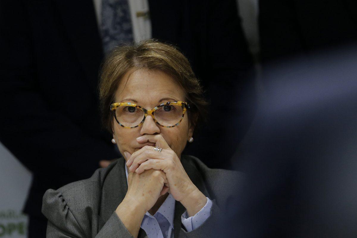 IMAGEM: De vice a candidata de Bolsonaro