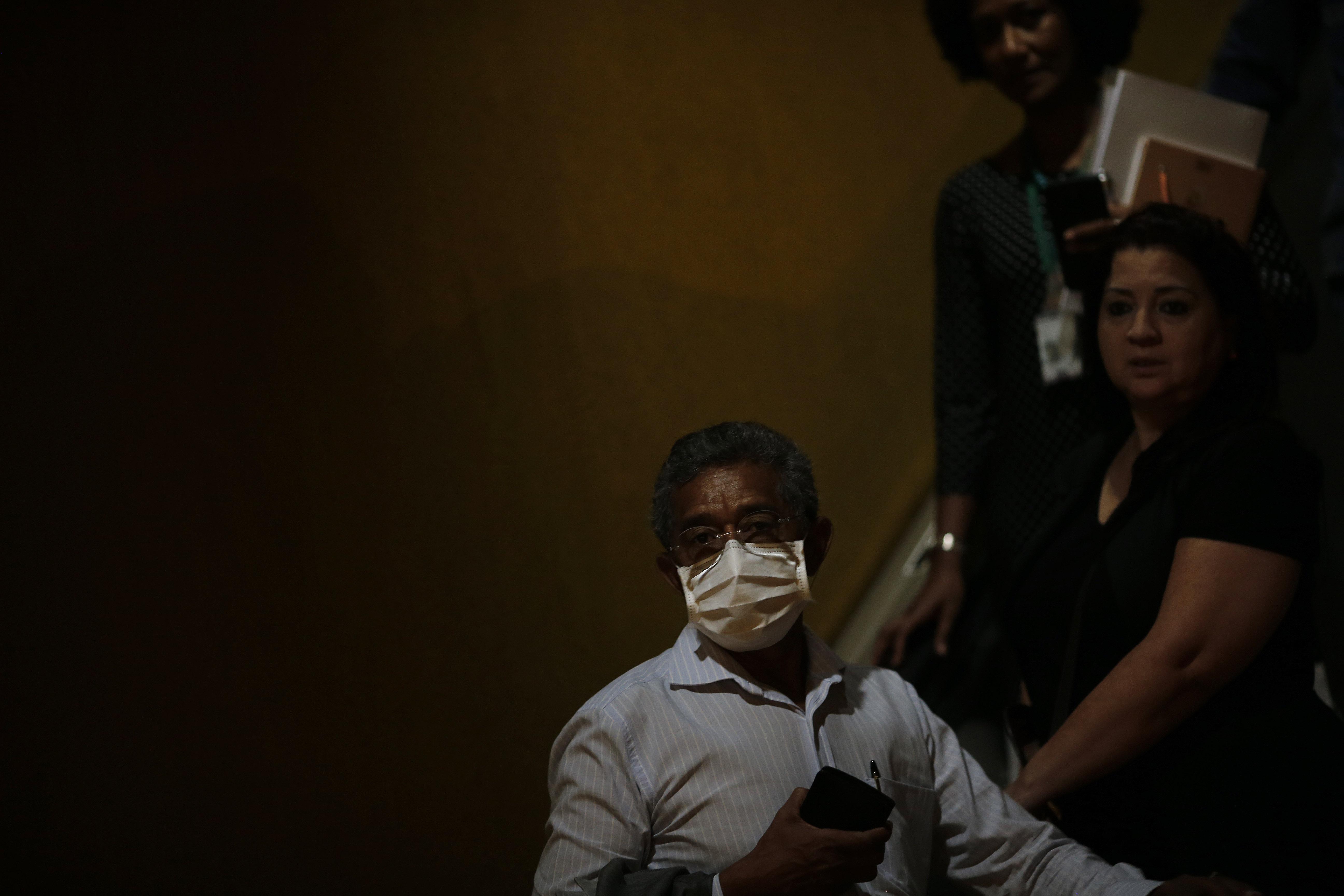 IMAGEM: 10 vezes mais internações por problemas respiratórios