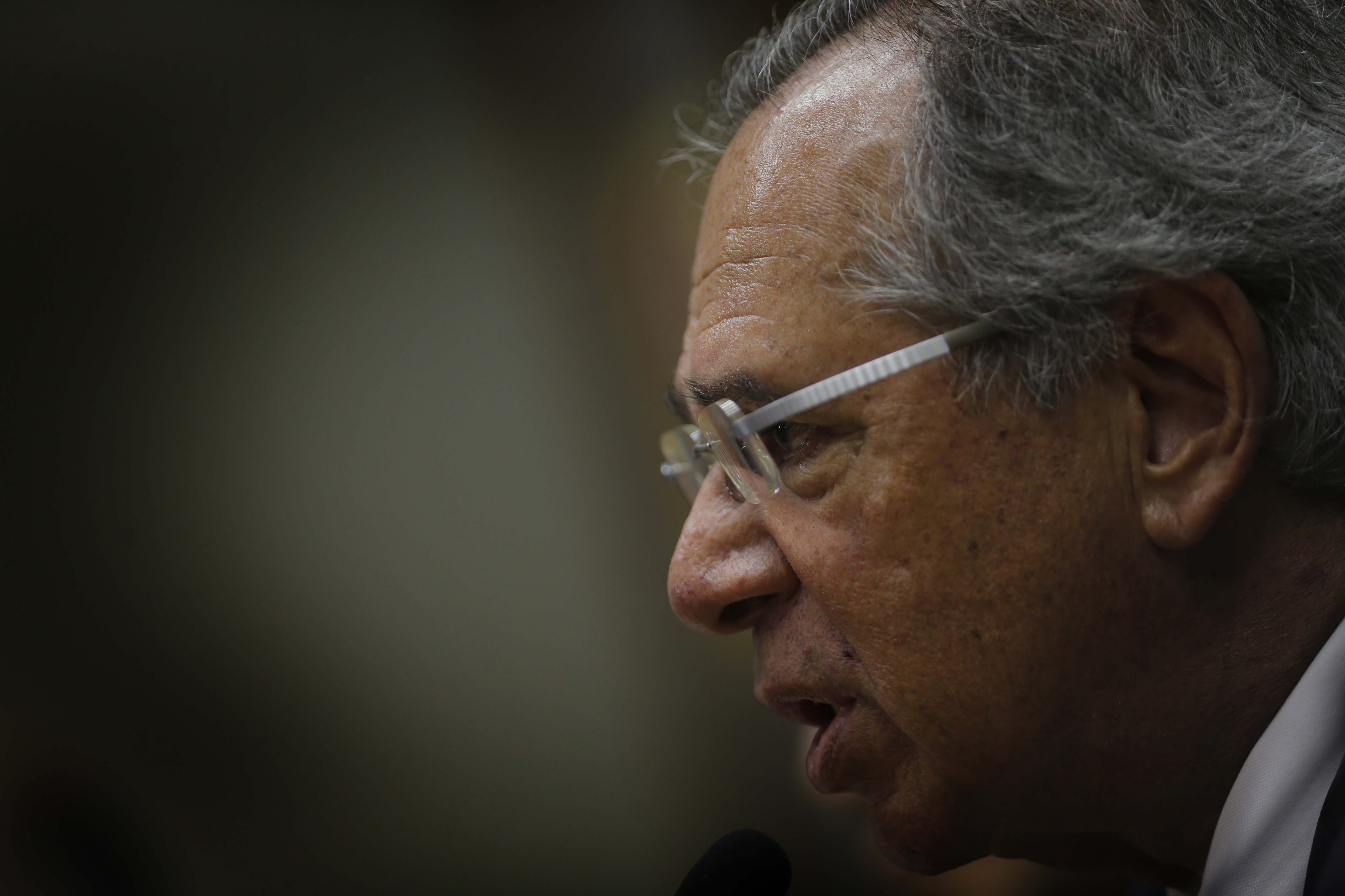 """IMAGEM: Paulo Guedes: """"A China deveria financiar um plano Marshall para ajudar todo mundo"""""""
