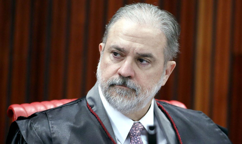 IMAGEM: 'As famosas listas tríplices eram fraudáveis', diz Aras sobre eleições no MPF