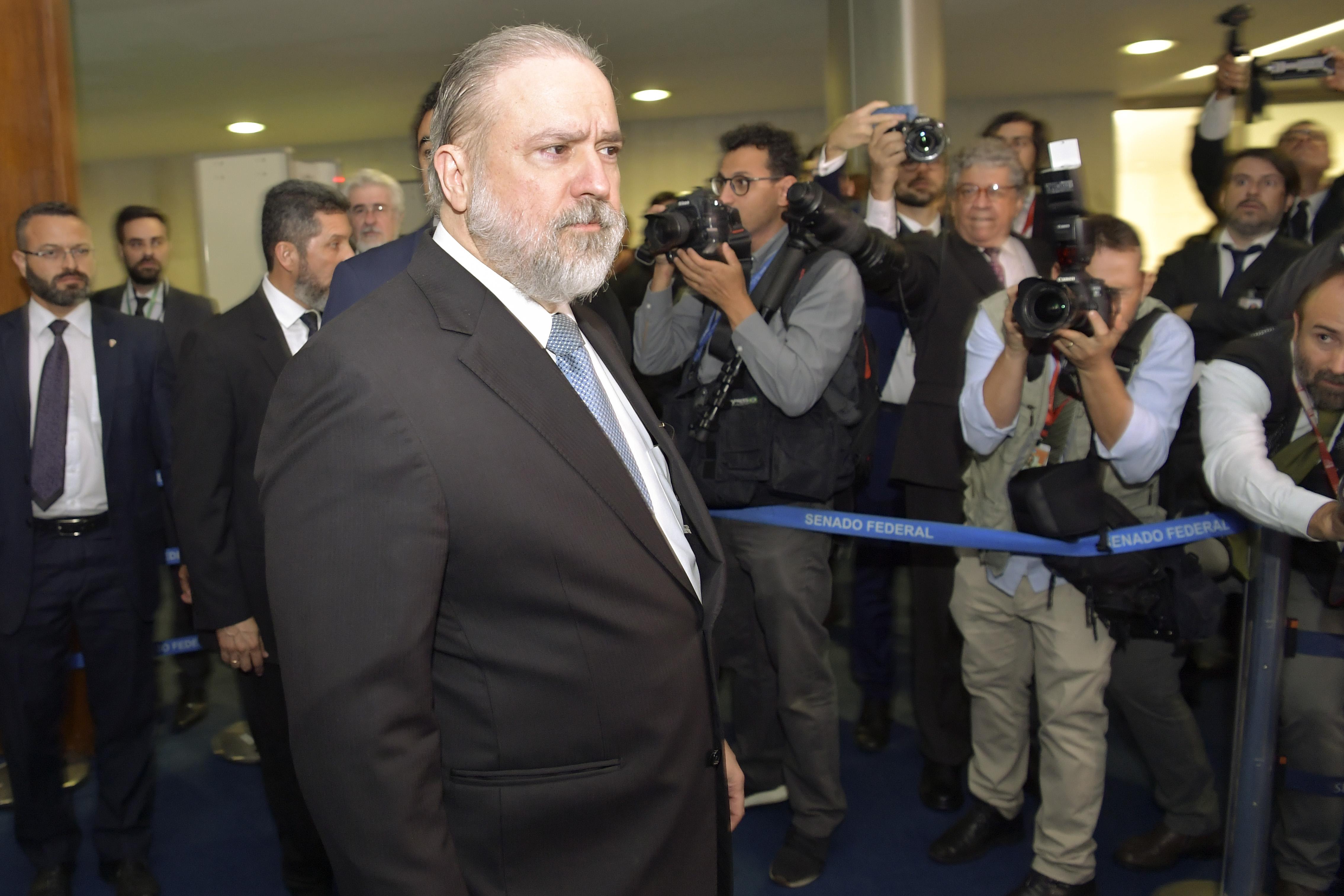 IMAGEM: Amigo de Moro pede à PGR que não reabra caso de doleiro sem 'provas novas'