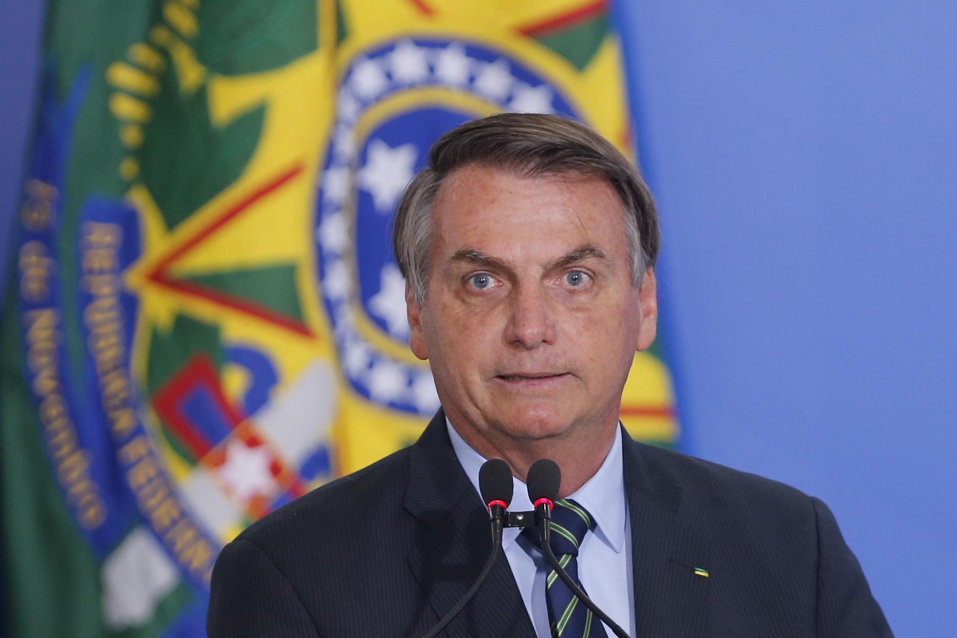 IMAGEM: PDT aciona STF para Bolsonaro explicar fala sobre fraude nas urnas