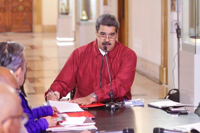 IMAGEM: Maduro exportou chavismo para a Itália