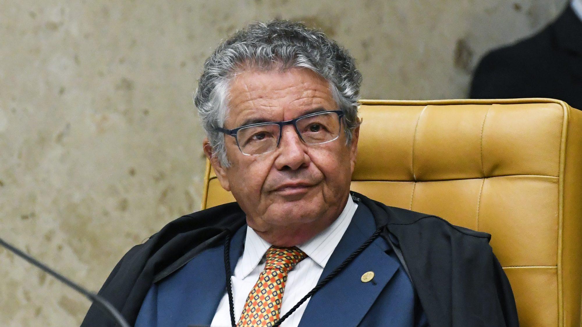IMAGEM: Marco Aurélio não homologa acordo de Onyx com PGR