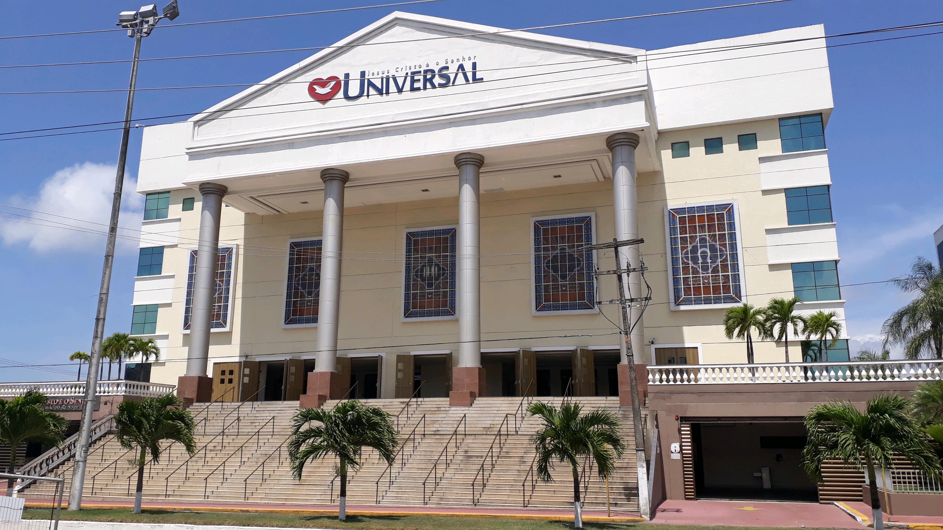 IMAGEM: Justiça bloqueia R$ 58 mil da Universal por dívida no aluguel de templo