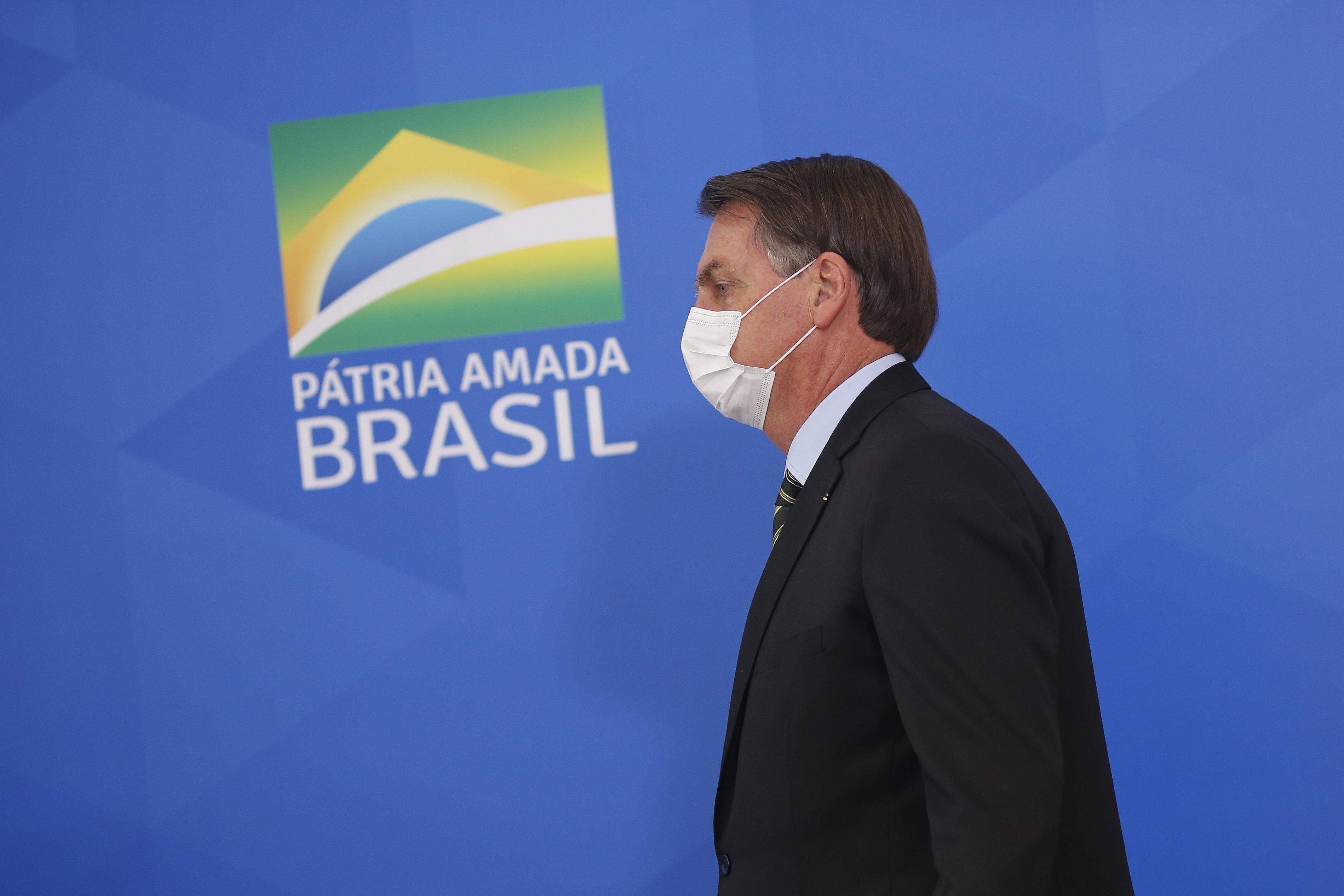 IMAGEM: Bolsonaro fará novo pronunciamento hoje