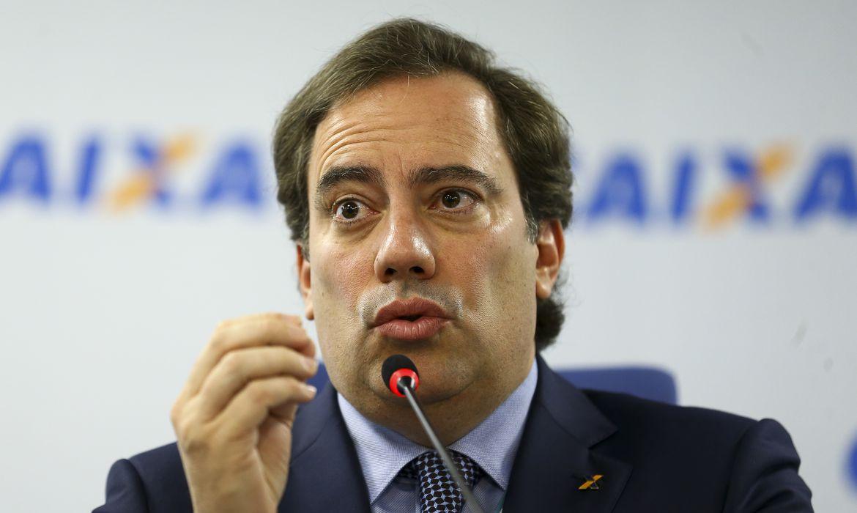 """IMAGEM: """"Ninguém precisa se preocupar"""", diz presidente da Caixa, sobre auxílio emergencial"""