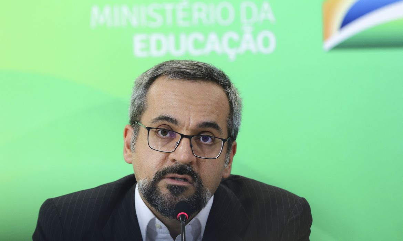 IMAGEM: Comissão de Ética da Presidência pede esclarecimentos a Weintraub