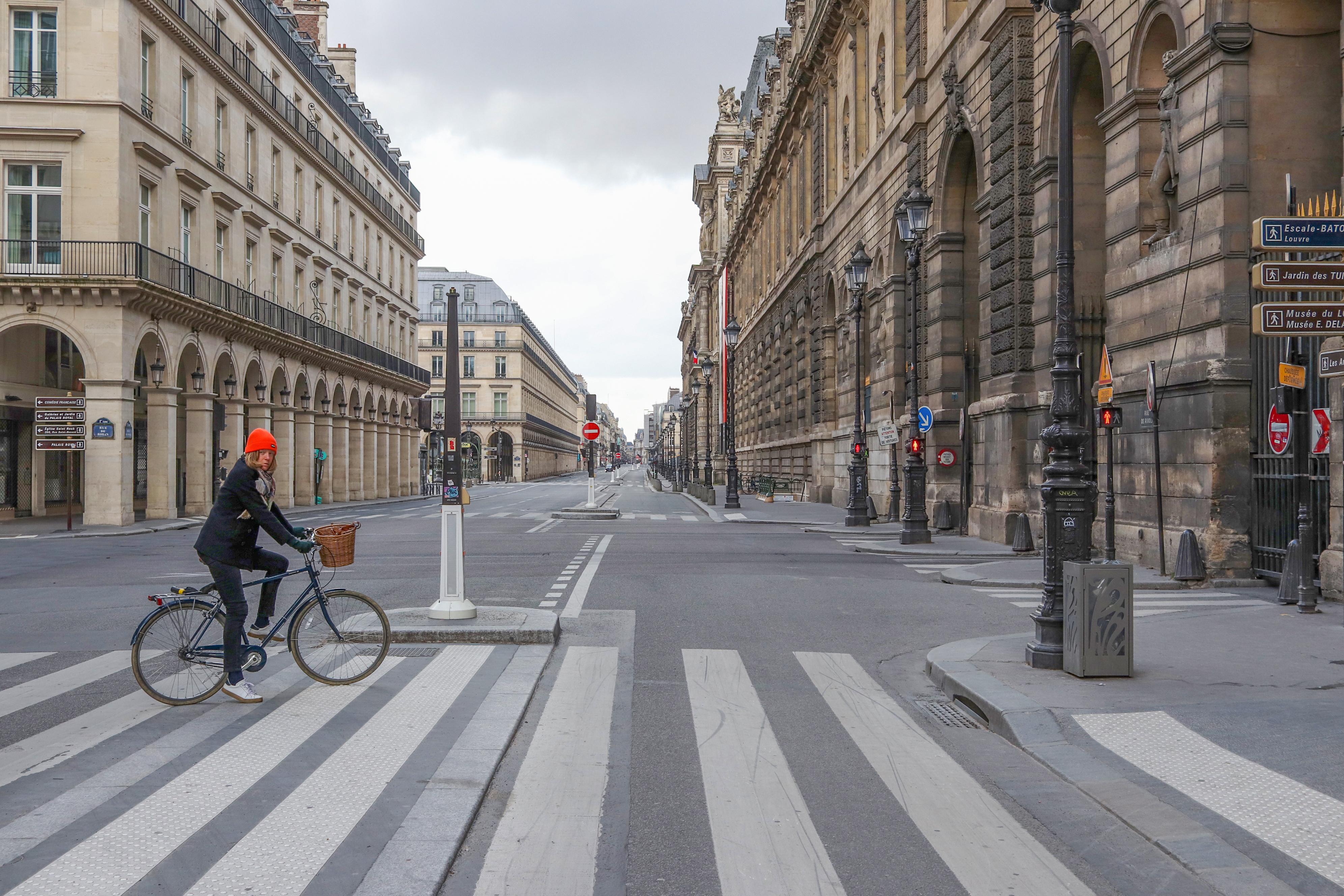IMAGEM: Covid-19: as boas notícias que vêm da França