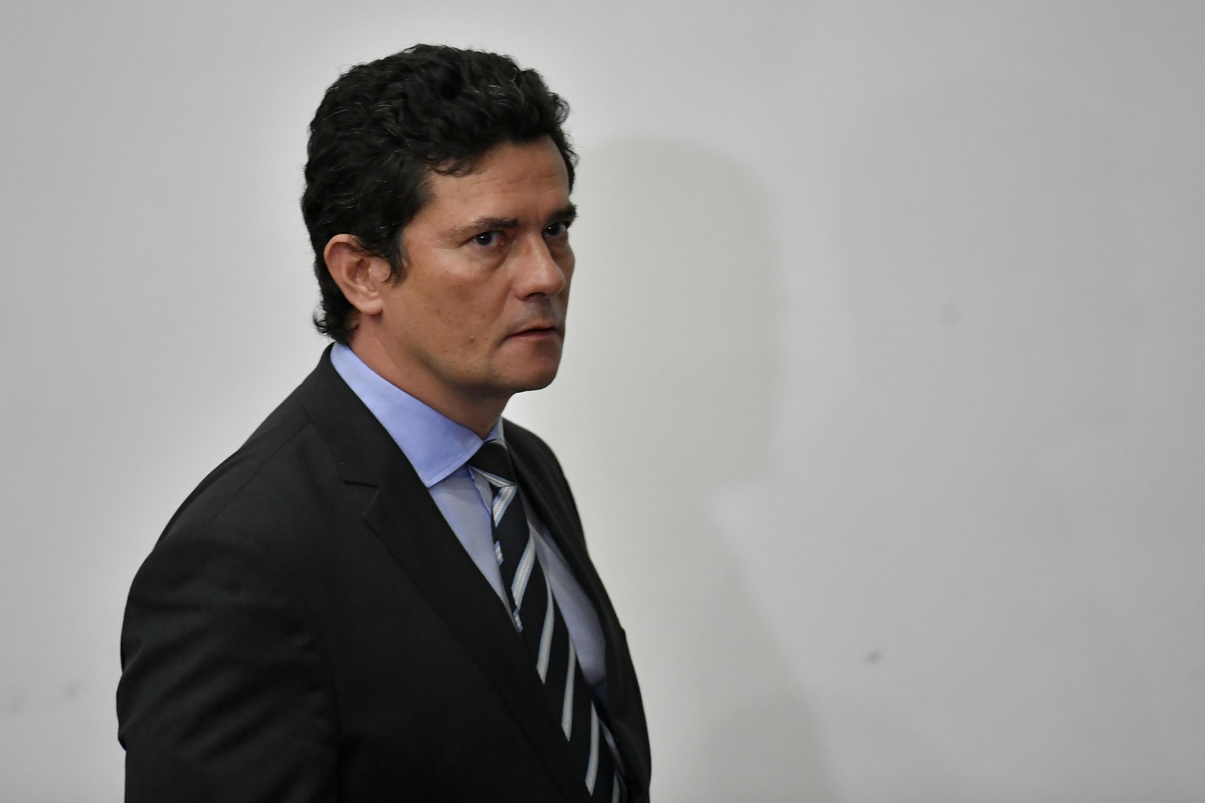 IMAGEM: Petista quer que celular de Moro seja apreendido