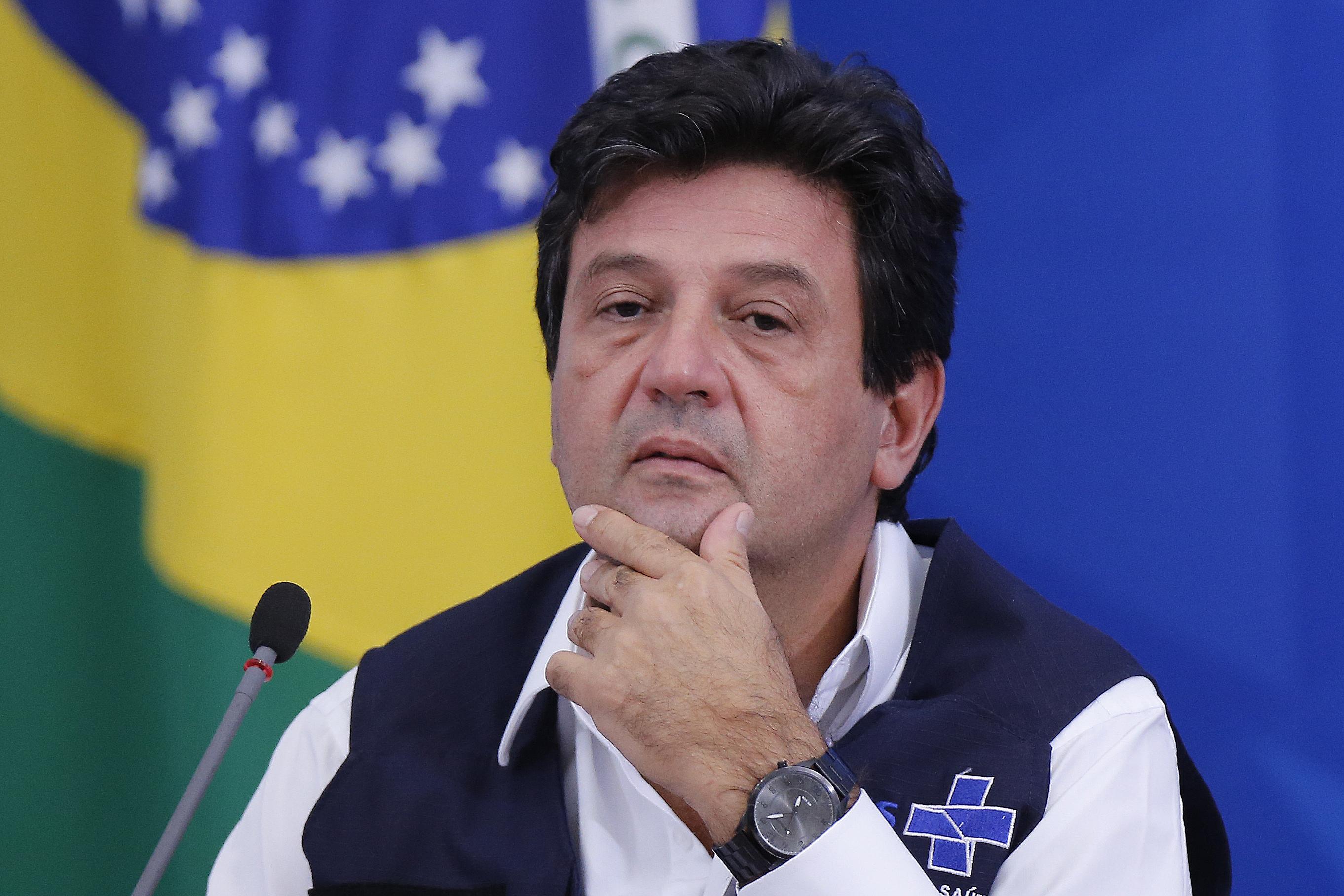 IMAGEM: Bolsonaro e família têm obsessão por 'região anal', diz Mandetta