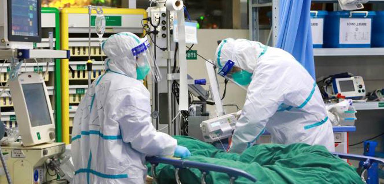 IMAGEM: Covid-19: Brasil concentra 21% das mortes no continente americano