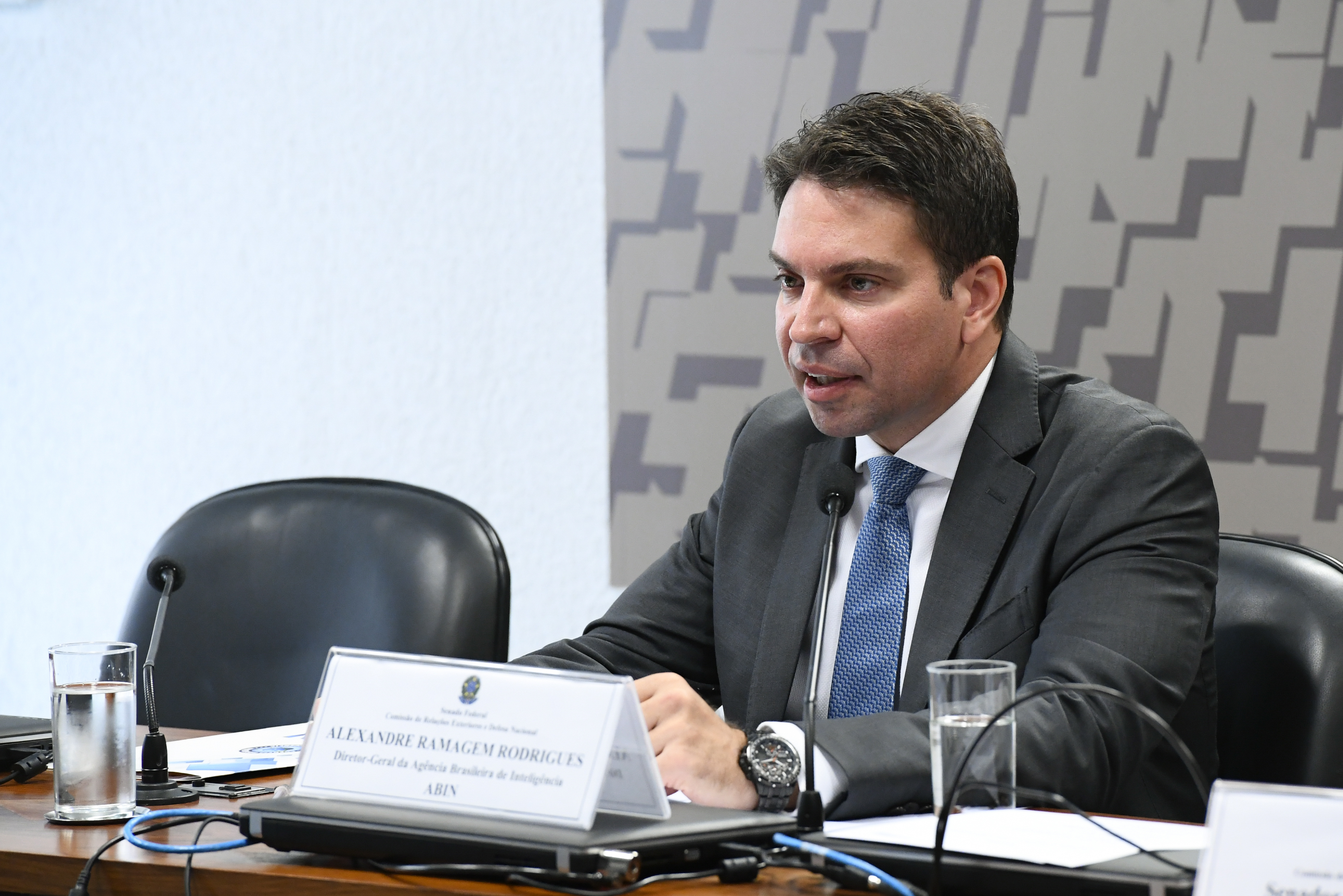 IMAGEM: PF ouve Ramagem e ex-superintendente do Rio na próxima segunda