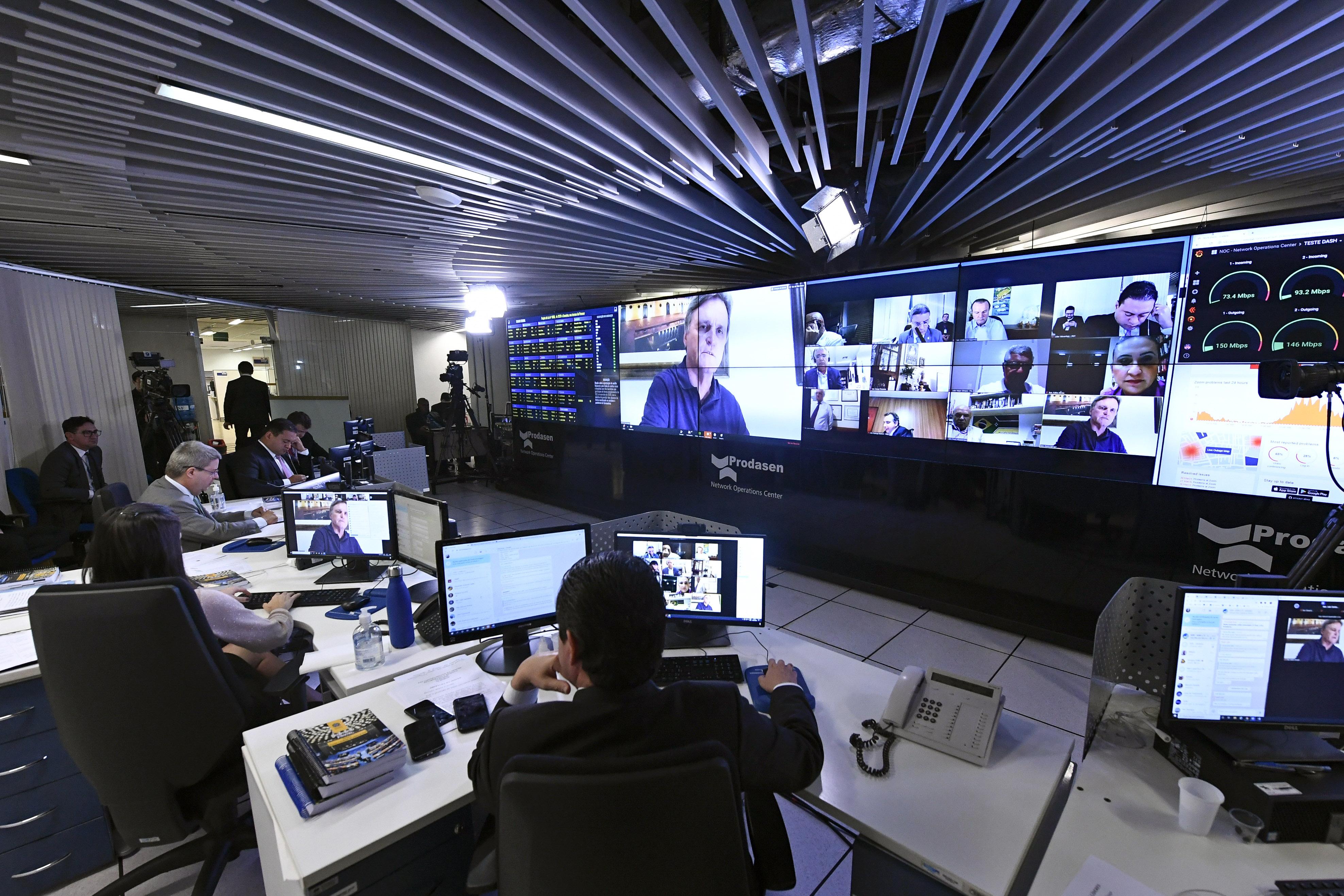 IMAGEM: Ao vivo: Senado vota suspensão de pagamento do Fies e alívio para inadimplentes