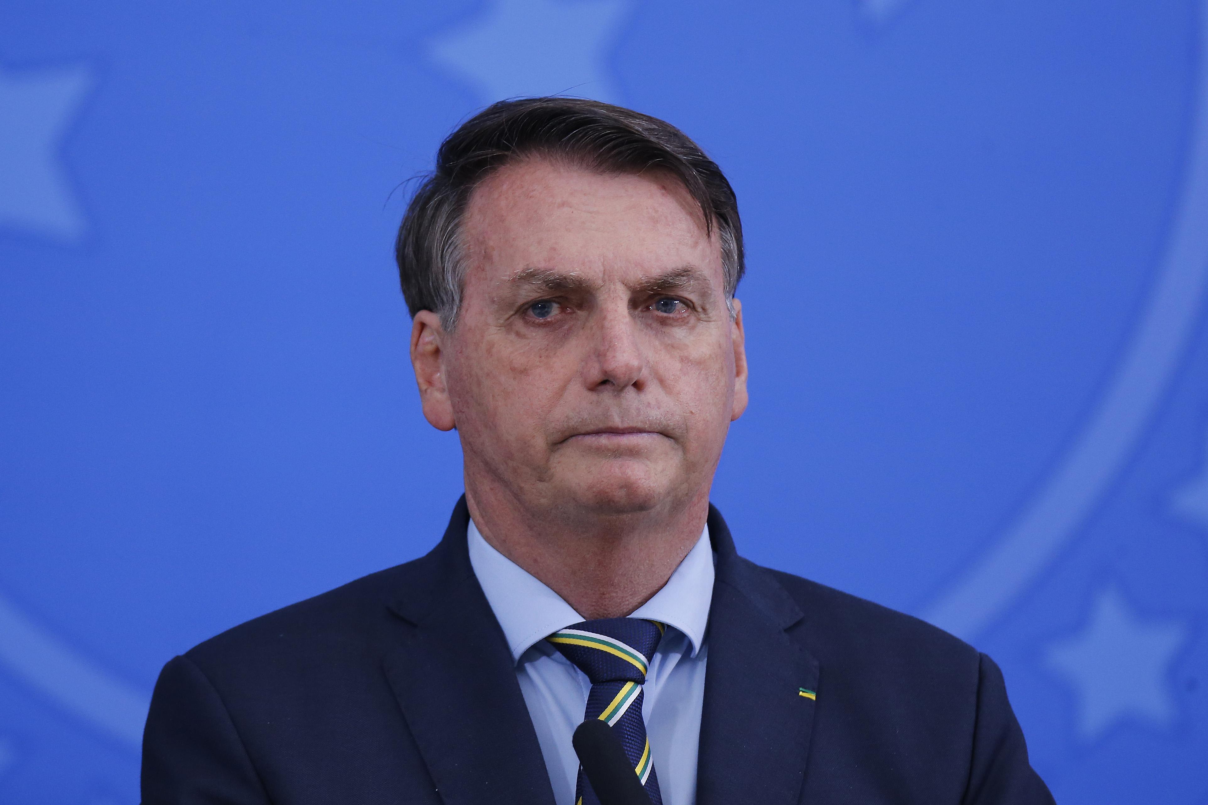IMAGEM: Bolsonaro só agora pede relatórios de produtividade da PF