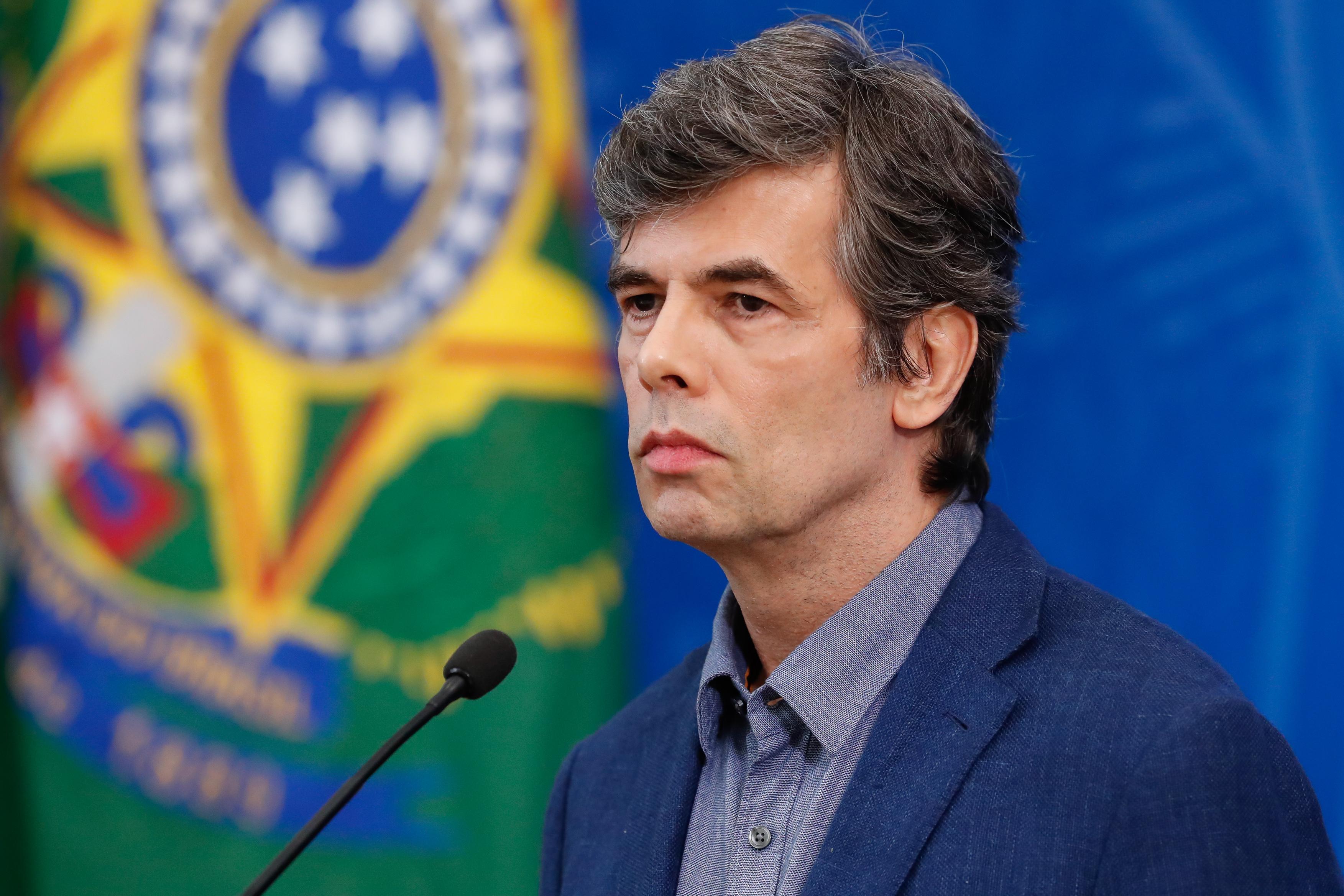IMAGEM: Presidente da Academia Brasileira de Ciências defende que Teich mantenha isolamento