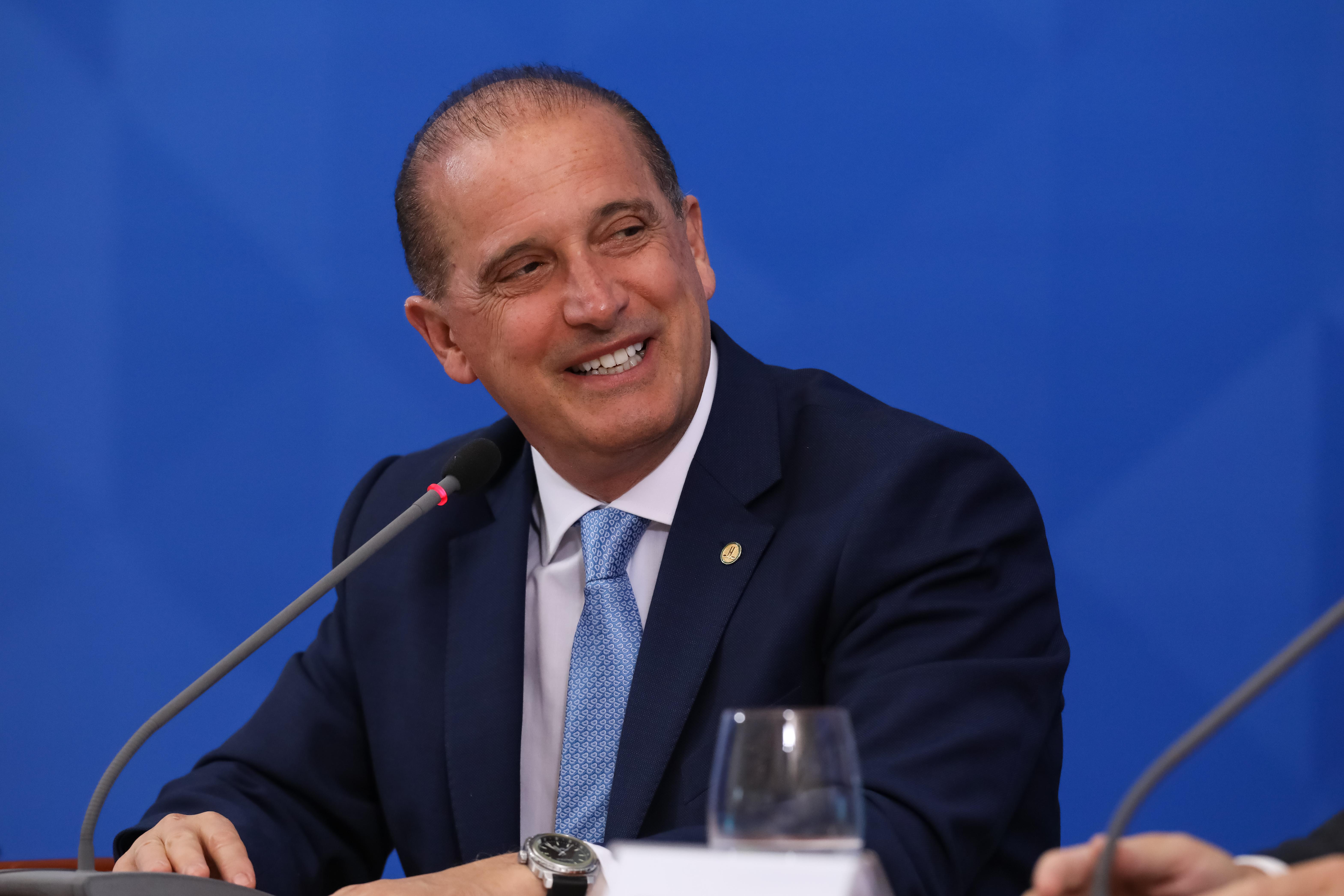 IMAGEM: Marco Aurélio homologa acordo de Onyx com PGR