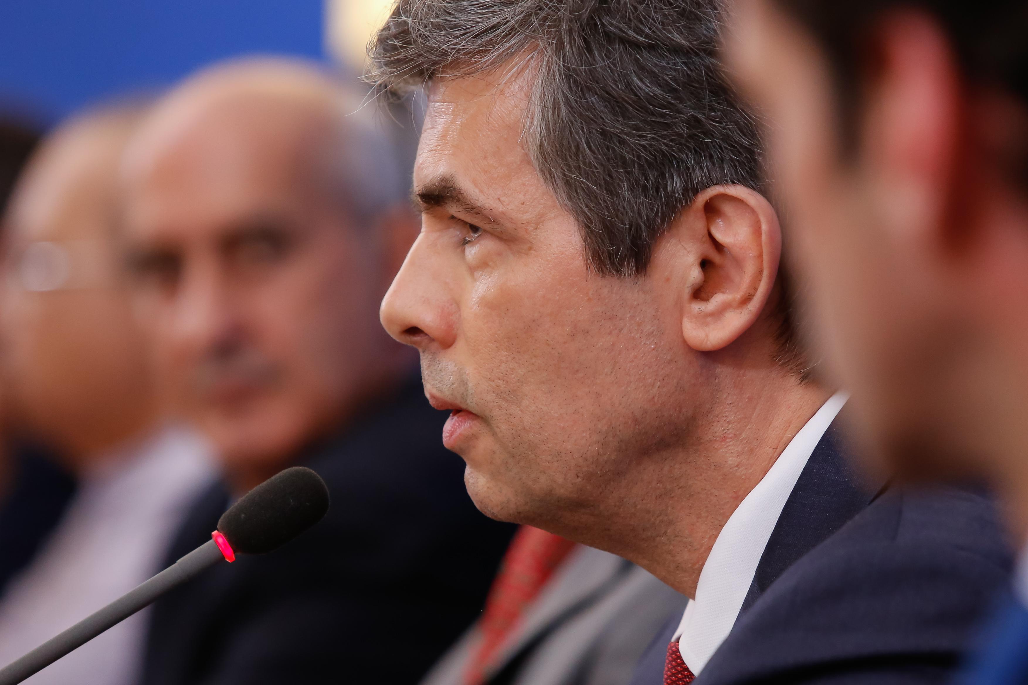 IMAGEM: Teich diz que já escolheu 'praticamente' todos os seus secretários