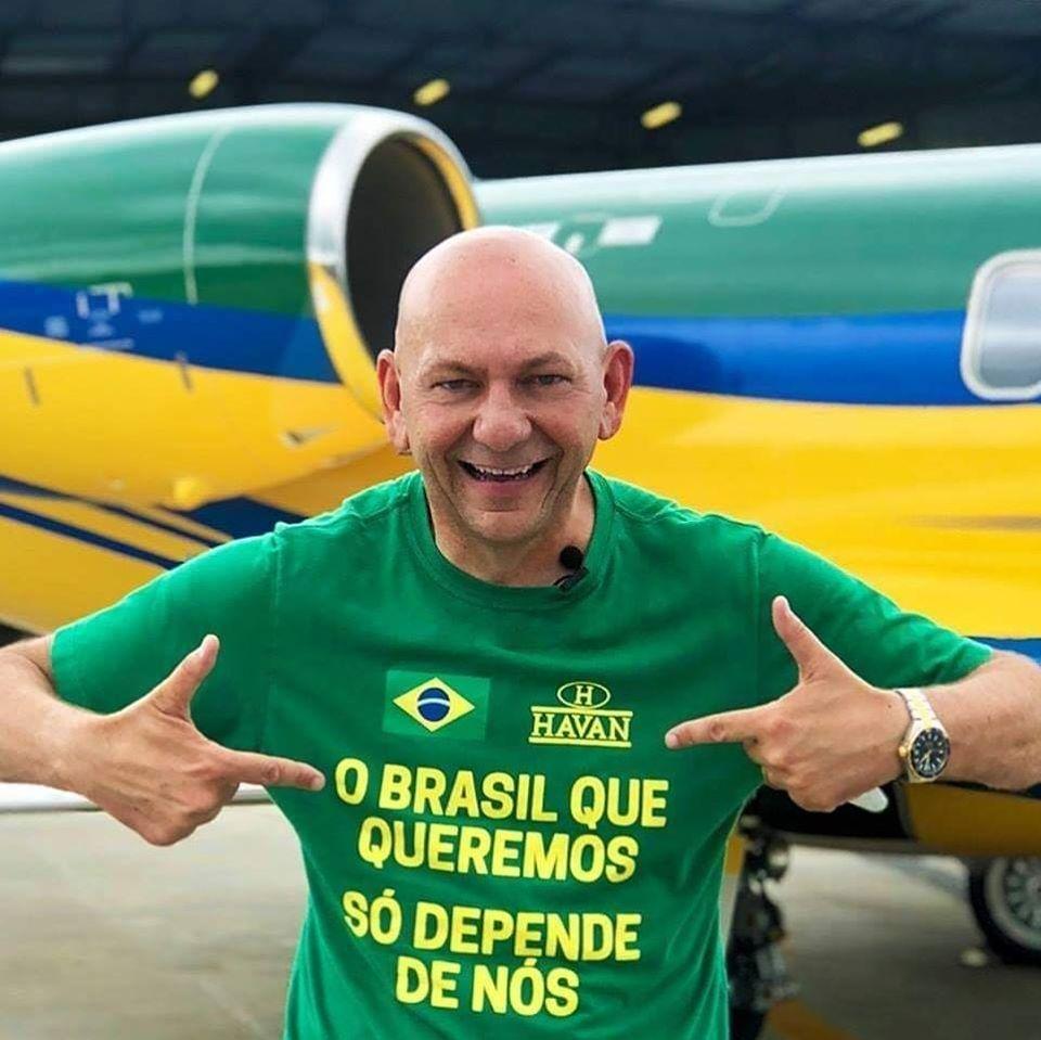 IMAGEM: Dono da Havan obteve 55 empréstimos do BNDES