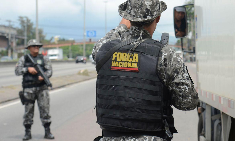 IMAGEM: Mendonça manda Força Nacional para mais cinco estados