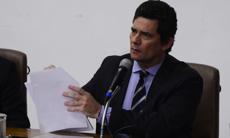 IMAGEM: As frases da semana em que Sergio Moro saiu atirando