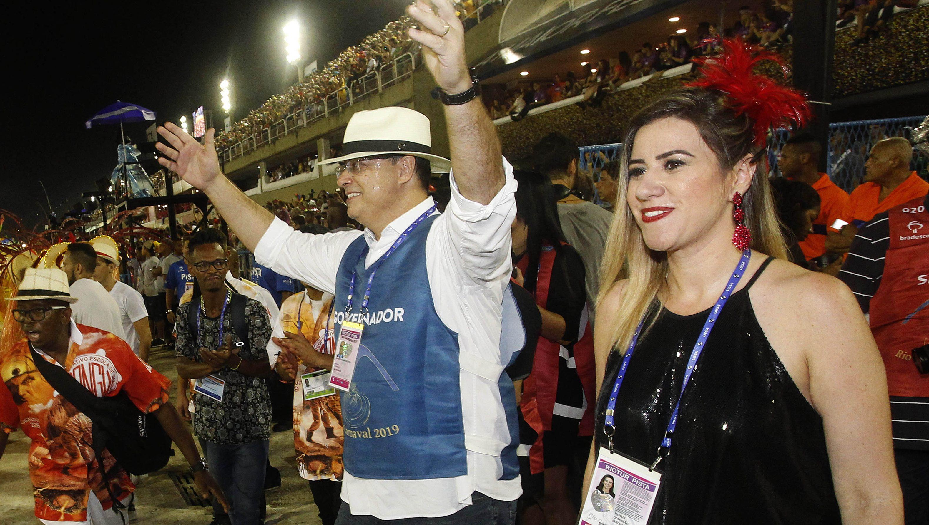 IMAGEM: PF mira desembargadores do TRT do RJ