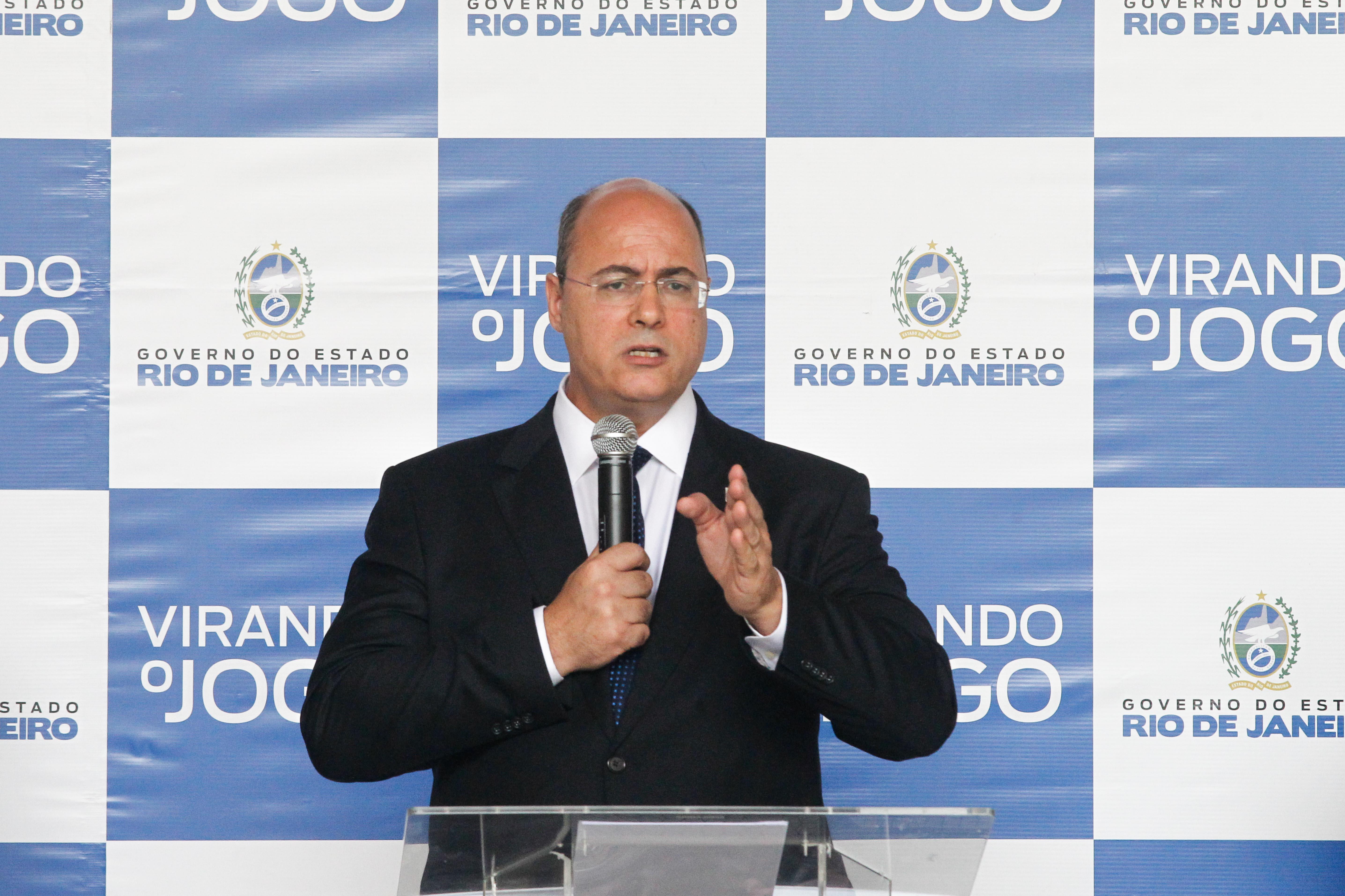 IMAGEM: Covidão no Rio: ministro do STJ quebra sigilo de dados de computadores e celulares de Witzel