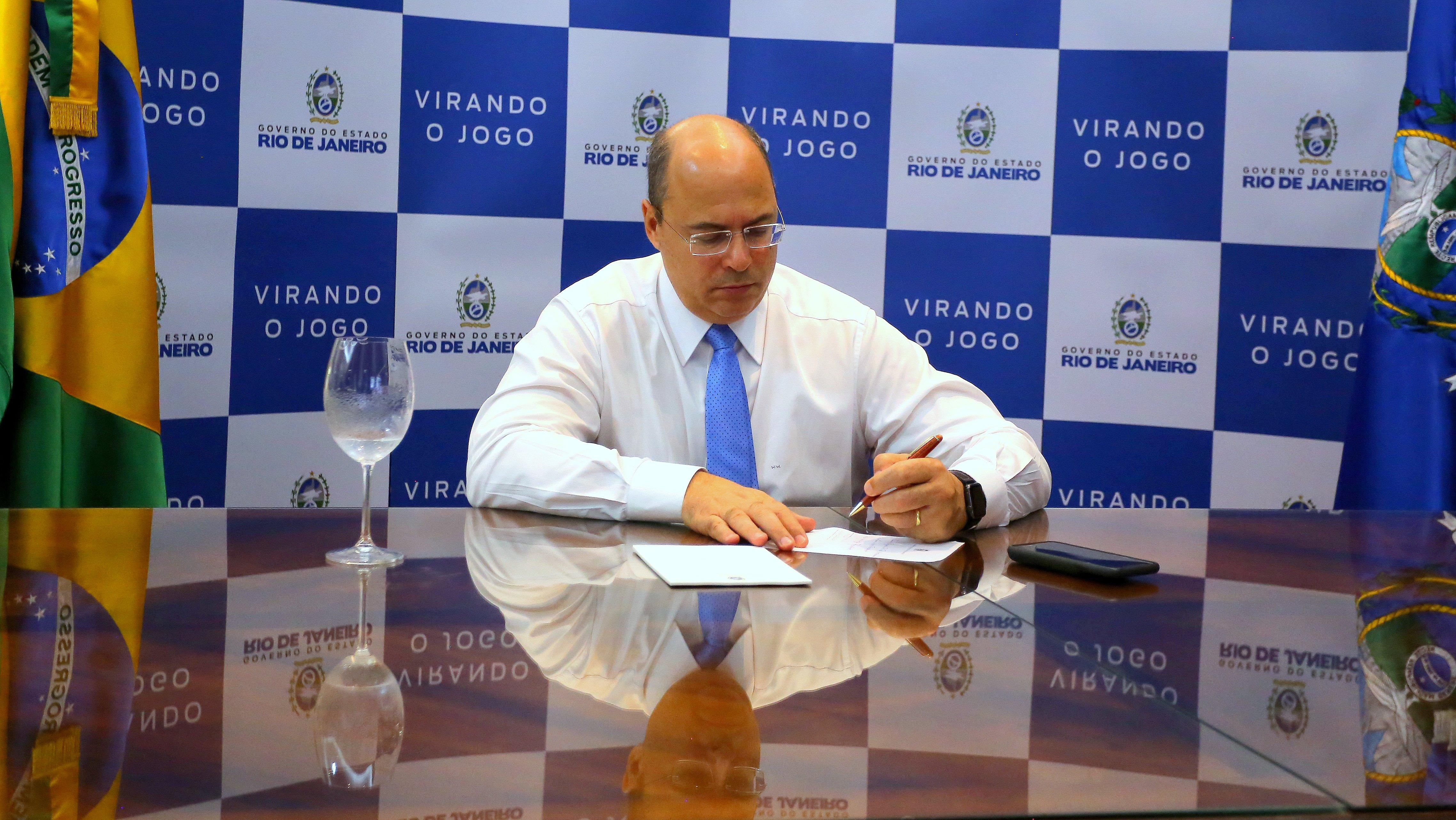 """IMAGEM: Covidão no Rio: """"Consagração das liberdades públicas não serve de salvaguarda a práticas ilícitas"""", diz ministro do STJ"""