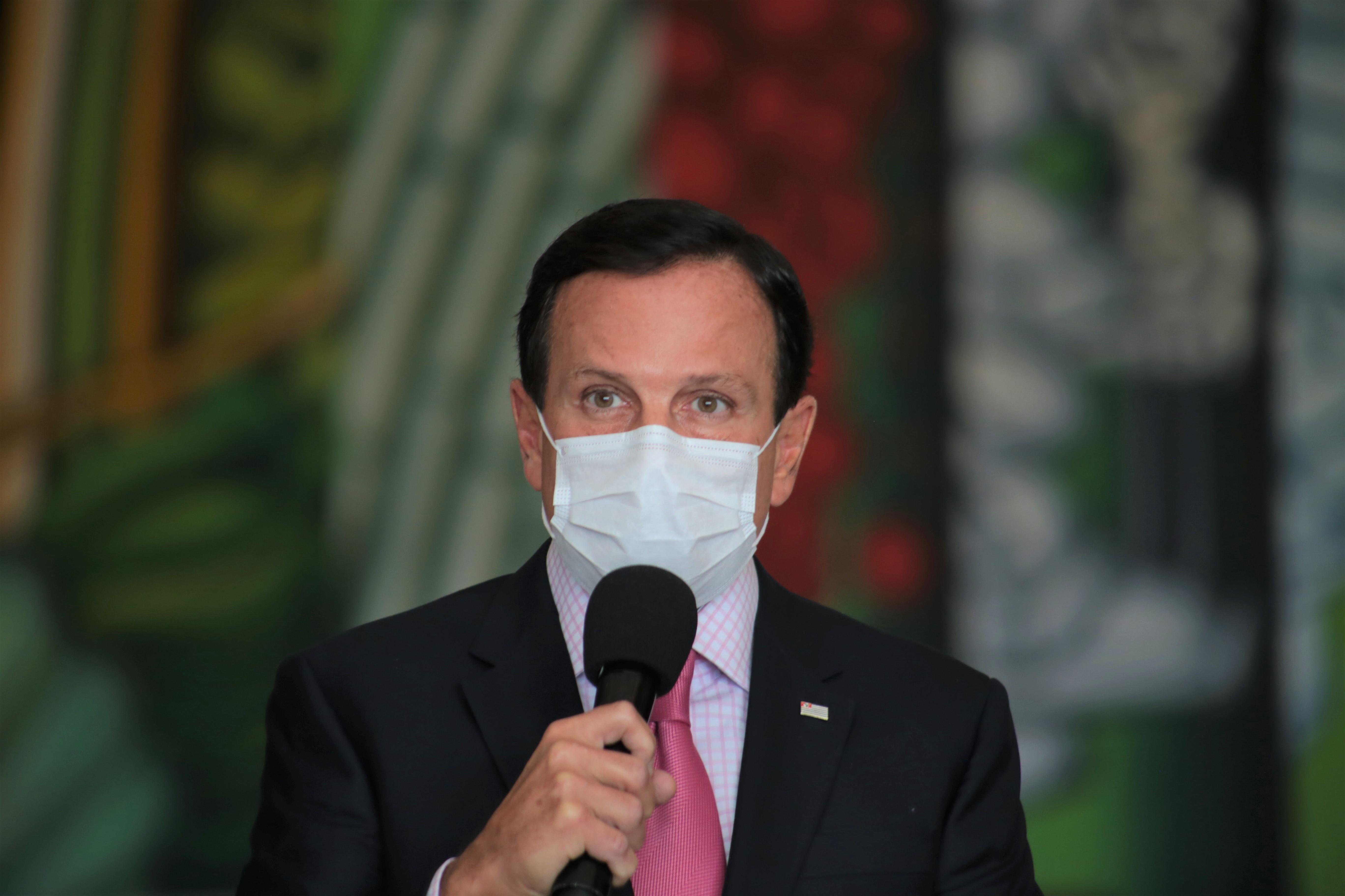 IMAGEM: Sócios de empresa que vendeu respiradores ao governo Doria contradizem depoimento de consultor