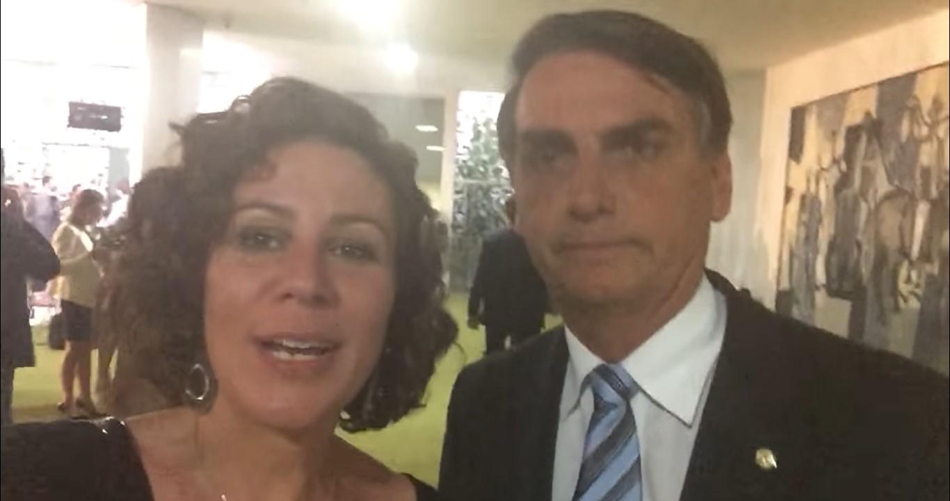 IMAGEM: A reação de Zambelli ao artigo de Rêgo Barros