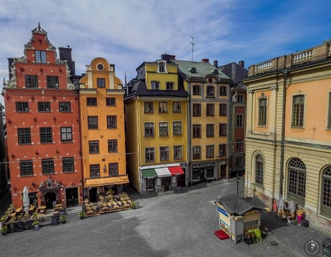 IMAGEM: Países nórdicos vão reabrir fronteiras, mas não para a Suécia