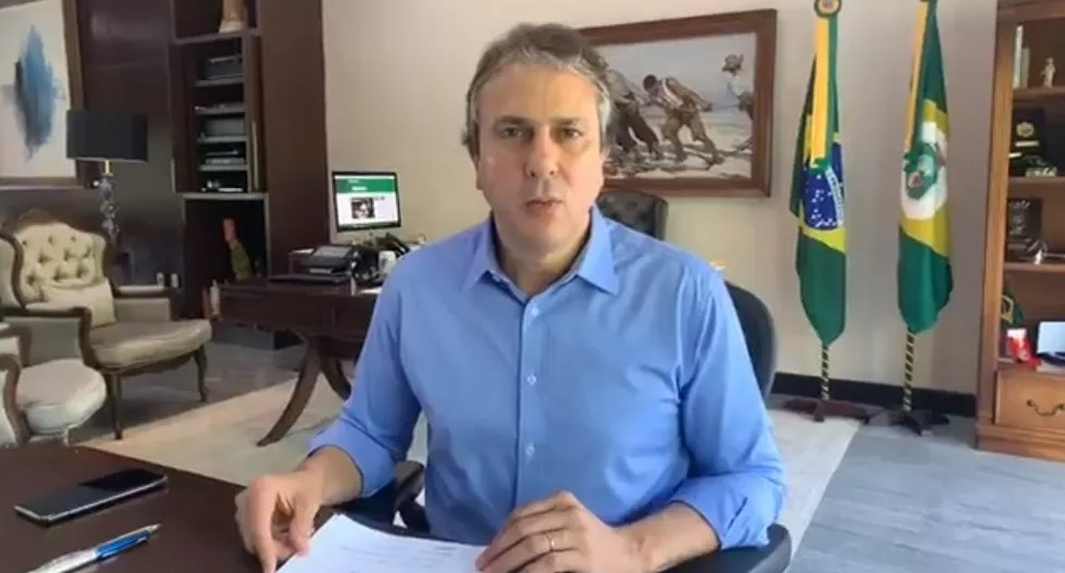 IMAGEM: Governador do Ceará diz que seguirá 'lutando' para trazer Sputnik