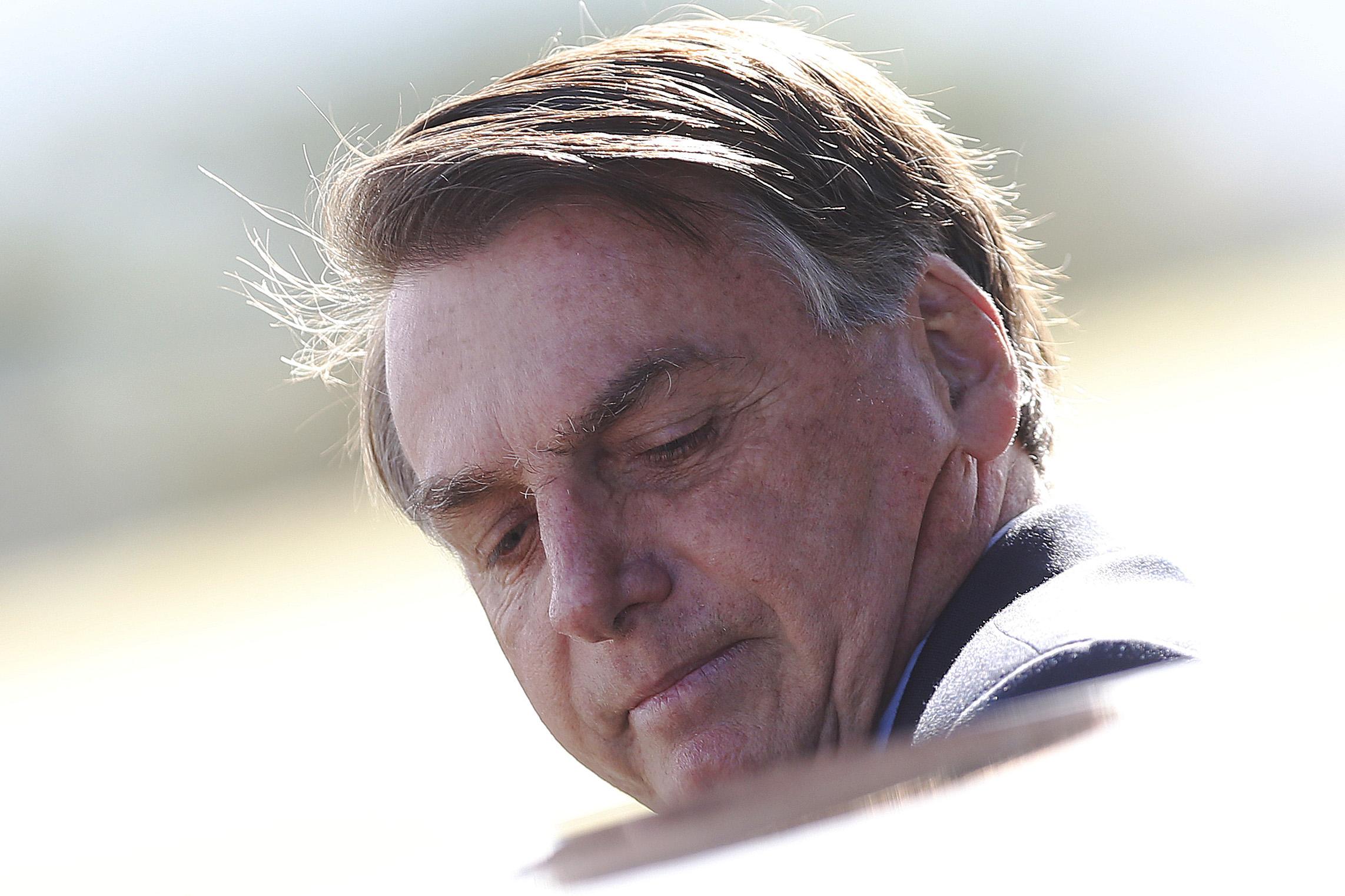 IMAGEM: Mais de um motivo levou Bolsonaro a querer tomar conta da PF no Rio