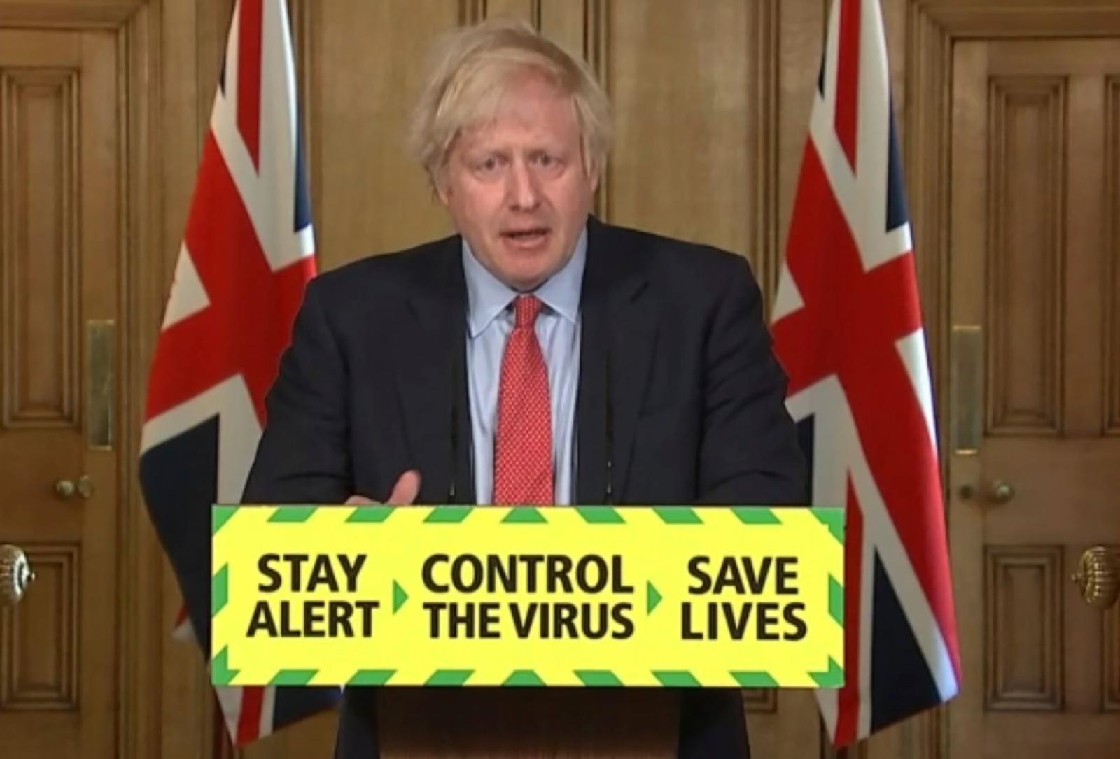 IMAGEM: Londres não registra nenhuma morte por Covid nas últimas 24 horas