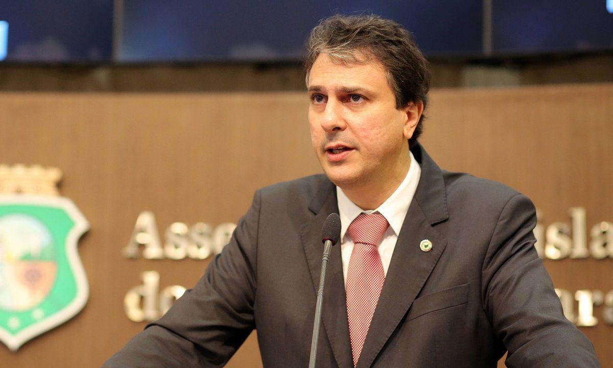 IMAGEM: Governador do Ceará não vai se encontrar com Bolsonaro